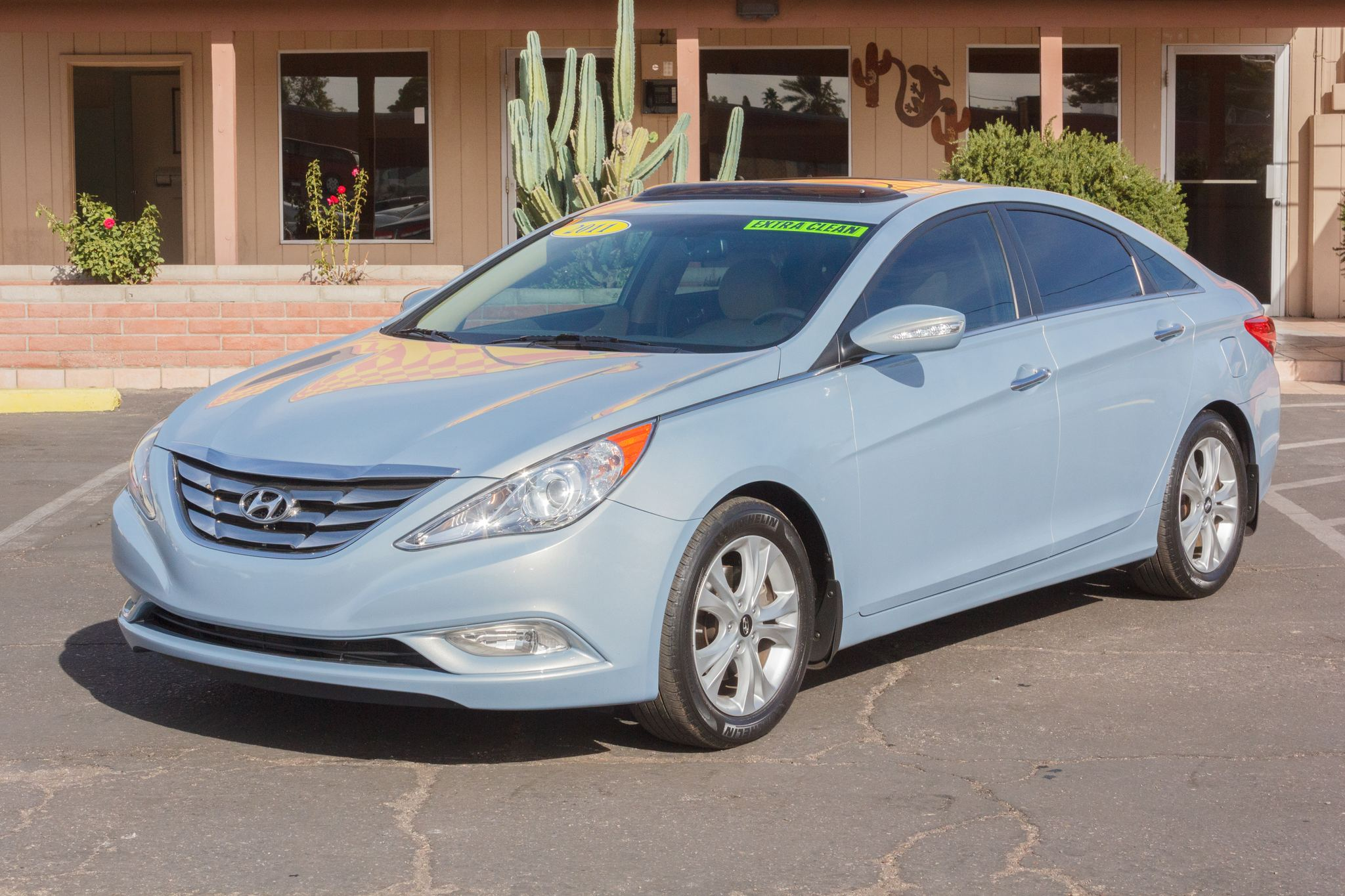 Photo of 2011 Hyundai Sonata 4d Sedan Limited