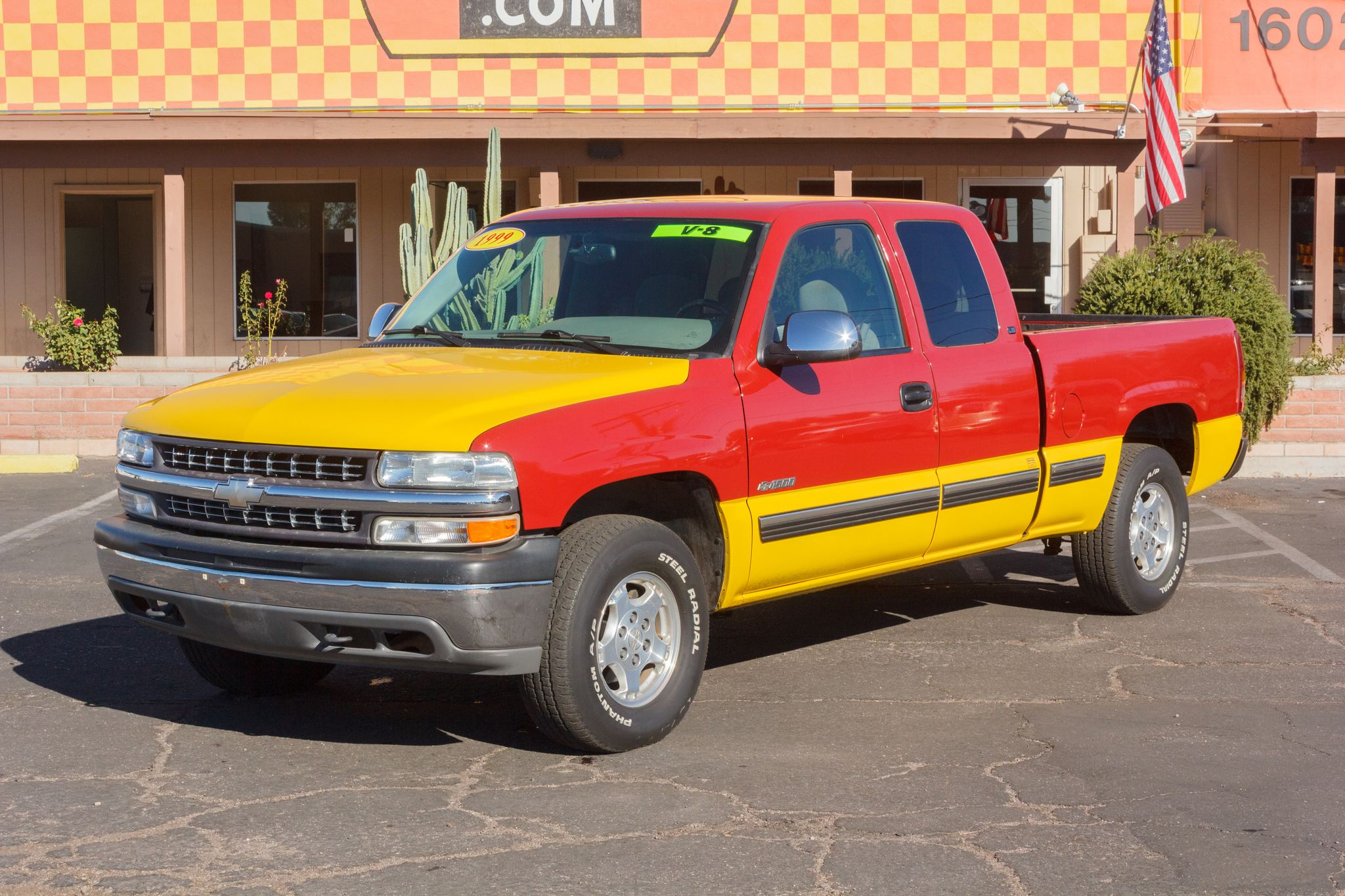 Photo of 1999 Chevrolet Silverado 1500 4WD Ext Cab LS