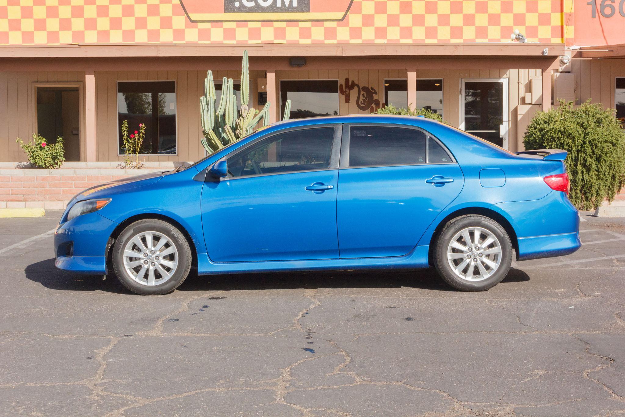 Photo of 2010 Toyota Corolla 4d Sedan S Auto