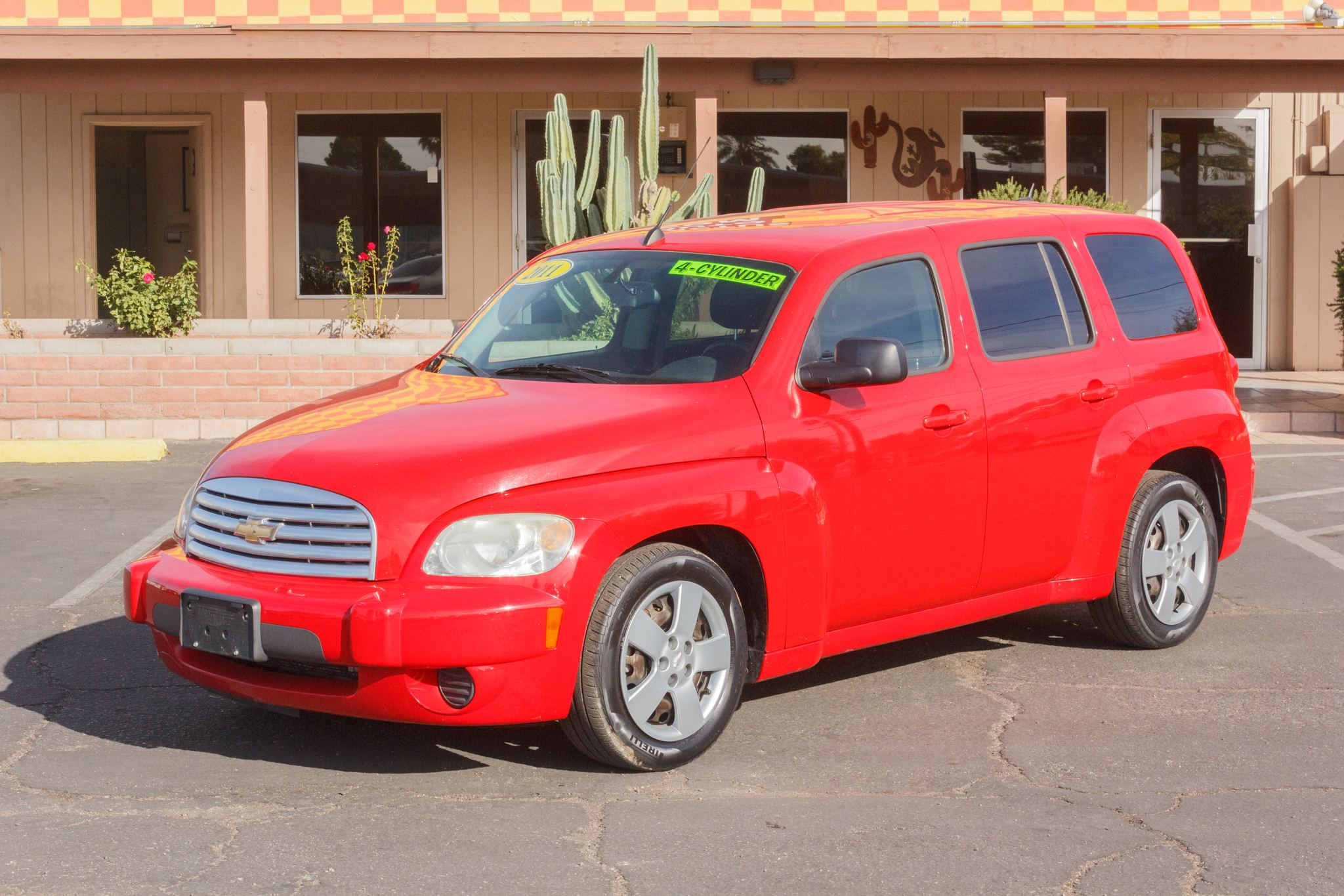 Photo of 2011 Chevrolet HHR 4d Wagon LS