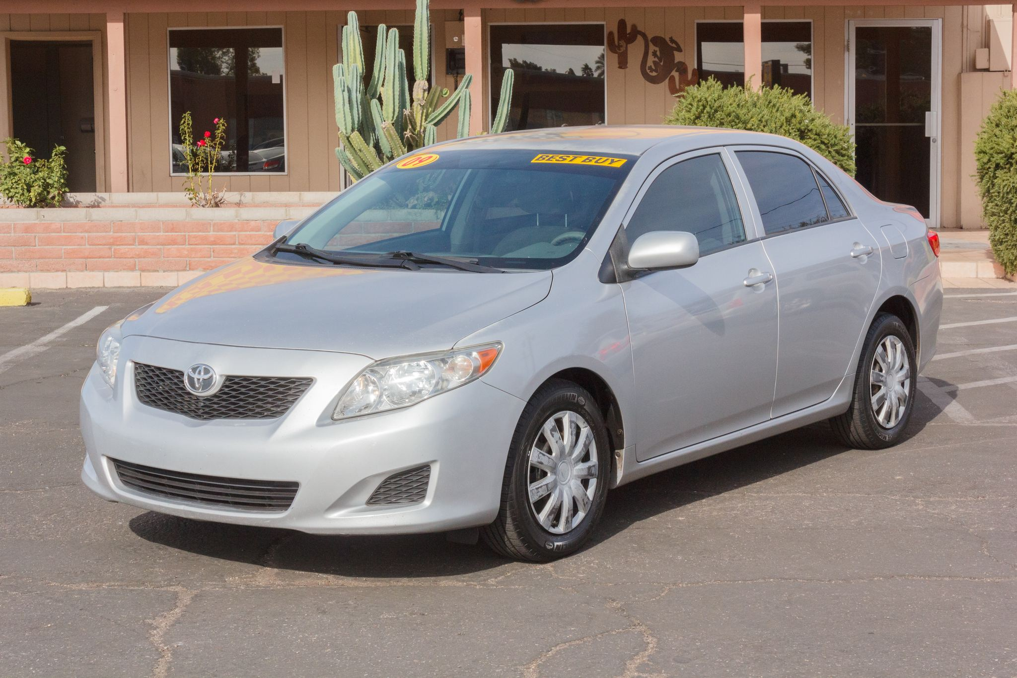 Photo of 2009 Toyota Corolla 4d Sedan LE