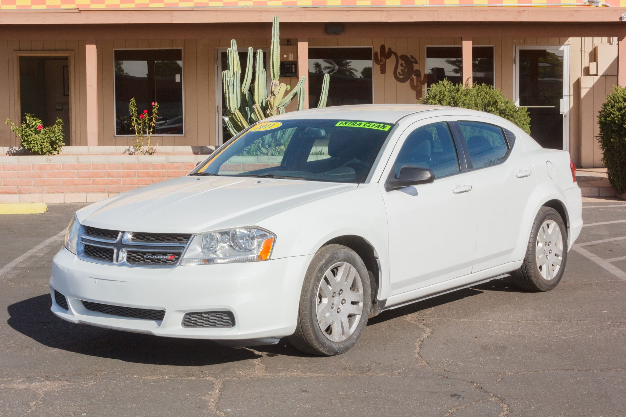 Photo of 2014 Dodge Avenger 4d Sedan SE