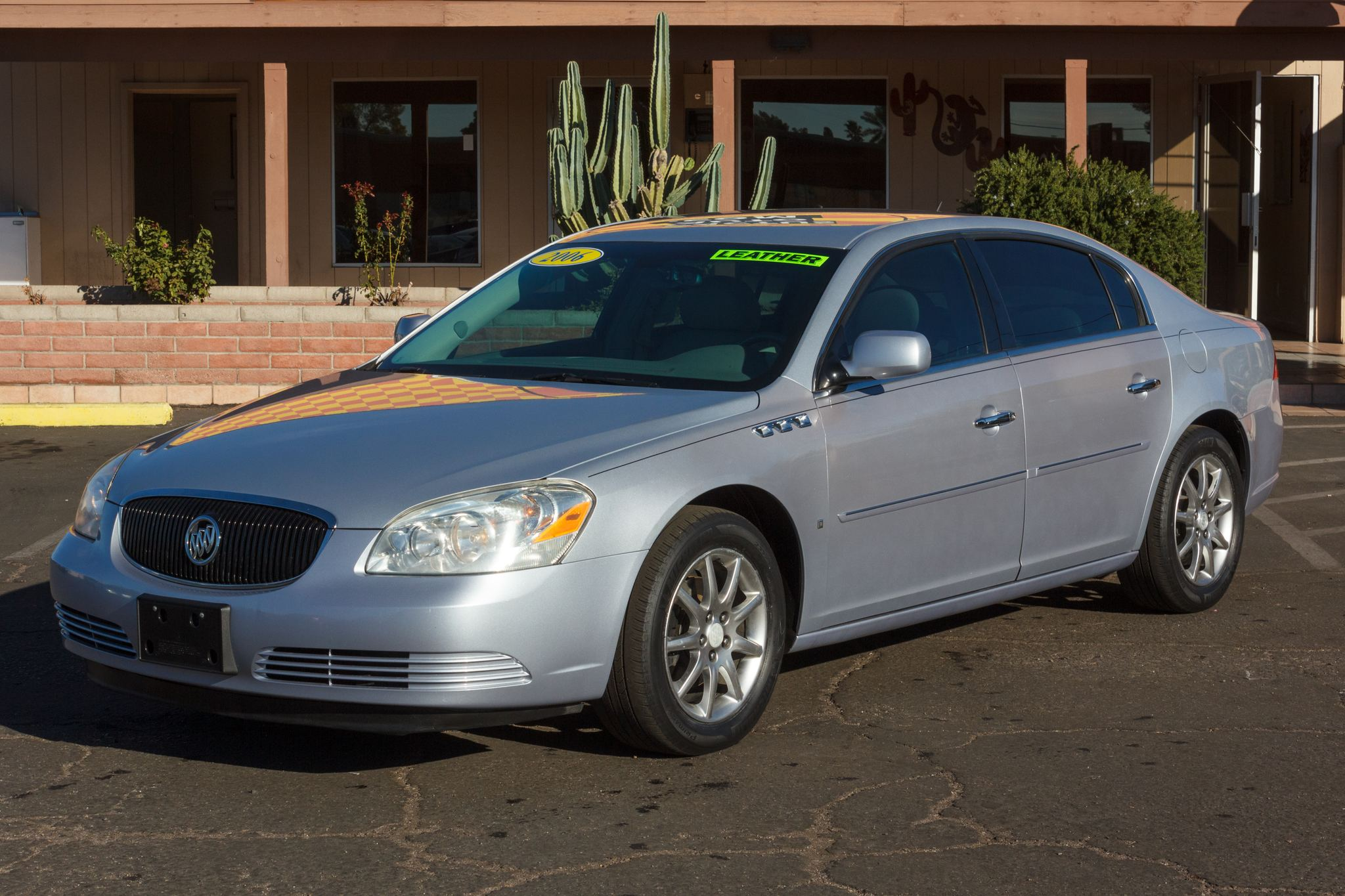 Photo of 2006 Buick Lucerne 4d Sedan CXL