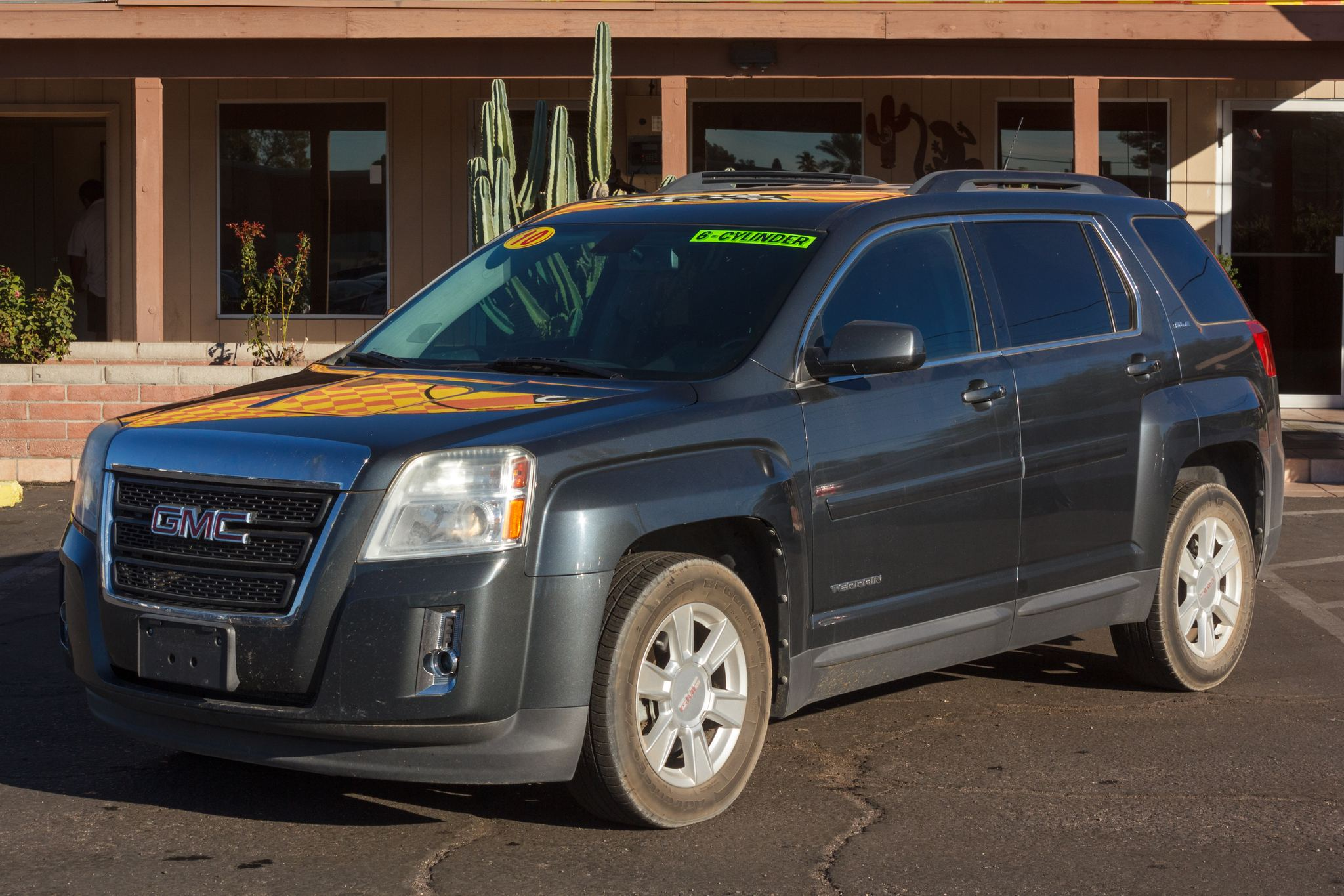 Photo of 2010 GMC Terrain FWD 4d Wagon SLE2