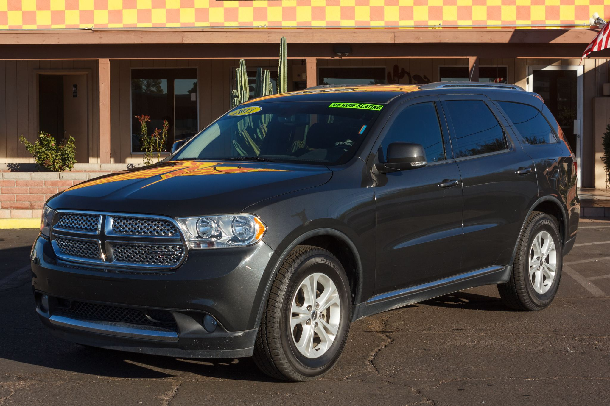 Photo of 2011 Dodge Durango RWD 4d Wagon Crew