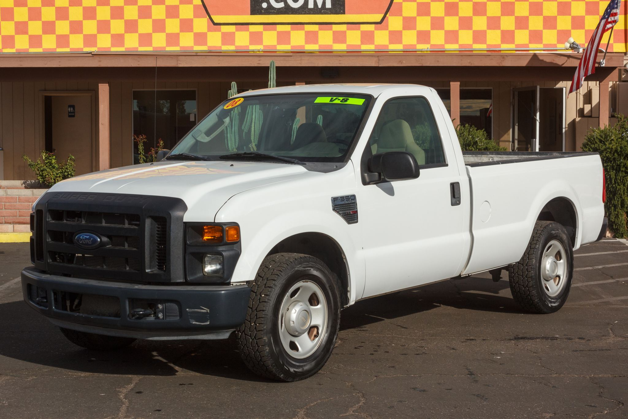 Photo of 2008 Ford F350 2WD Reg Cab XL SRW