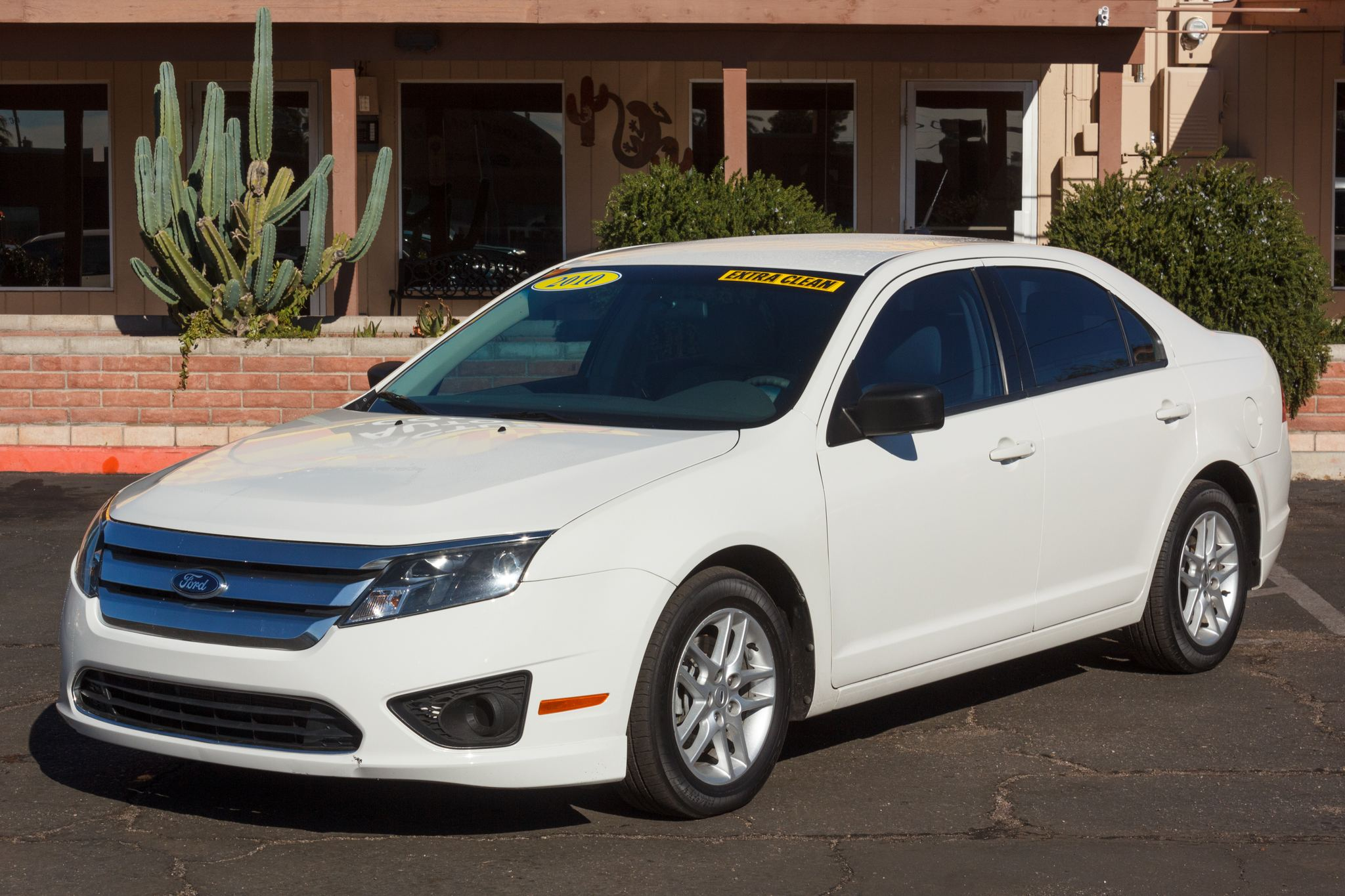 Photo of 2012 Ford Fusion 4d Sedan S