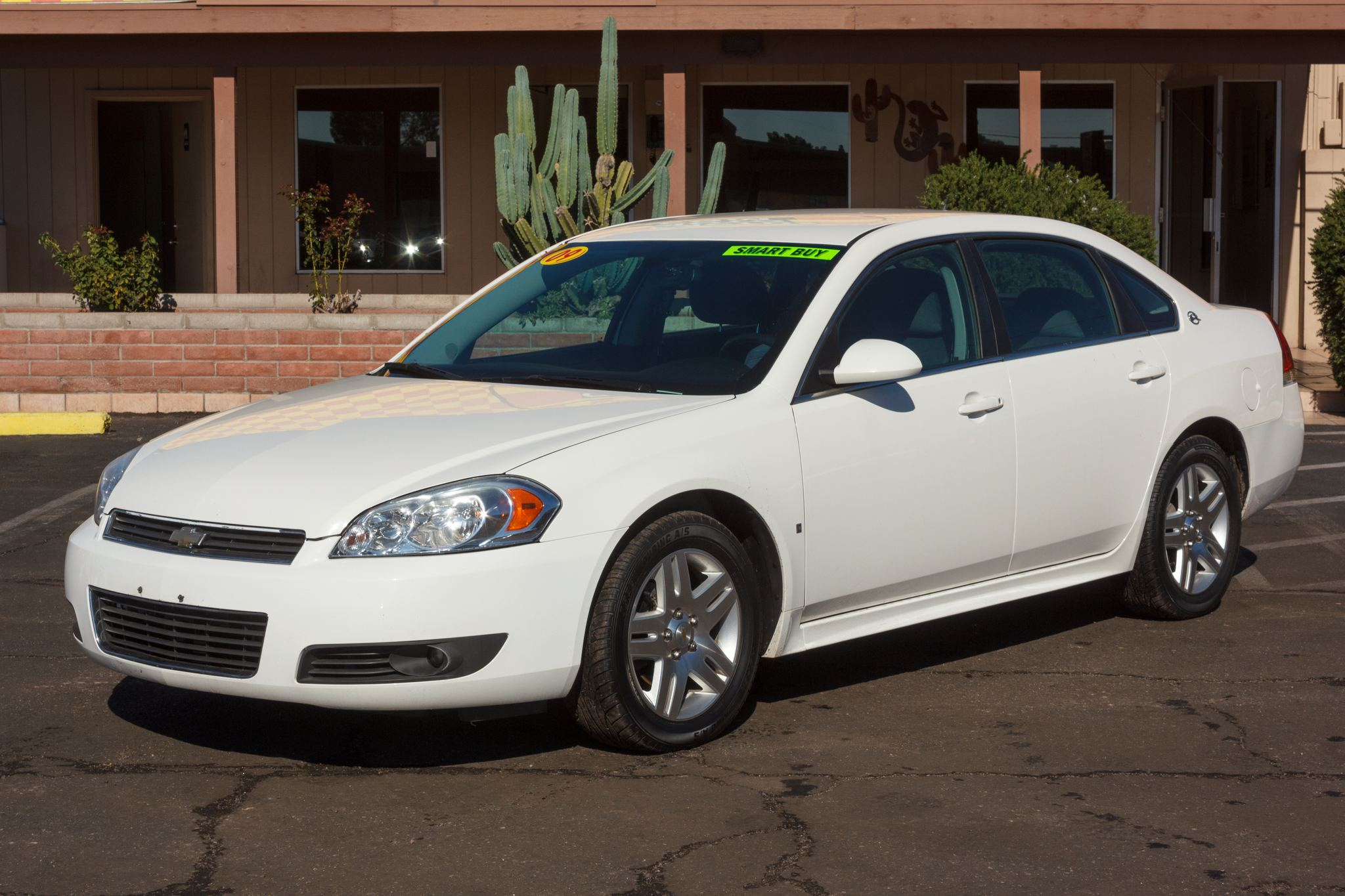Photo of 2009 Chevrolet Impala 4d Sedan LT 3.9L