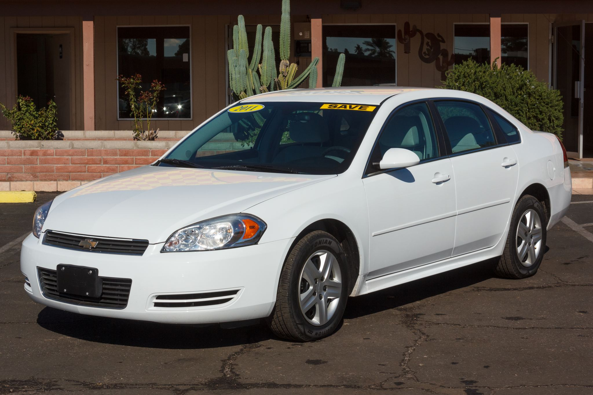 Photo of 2011 Chevrolet Impala 4d Sedan LS