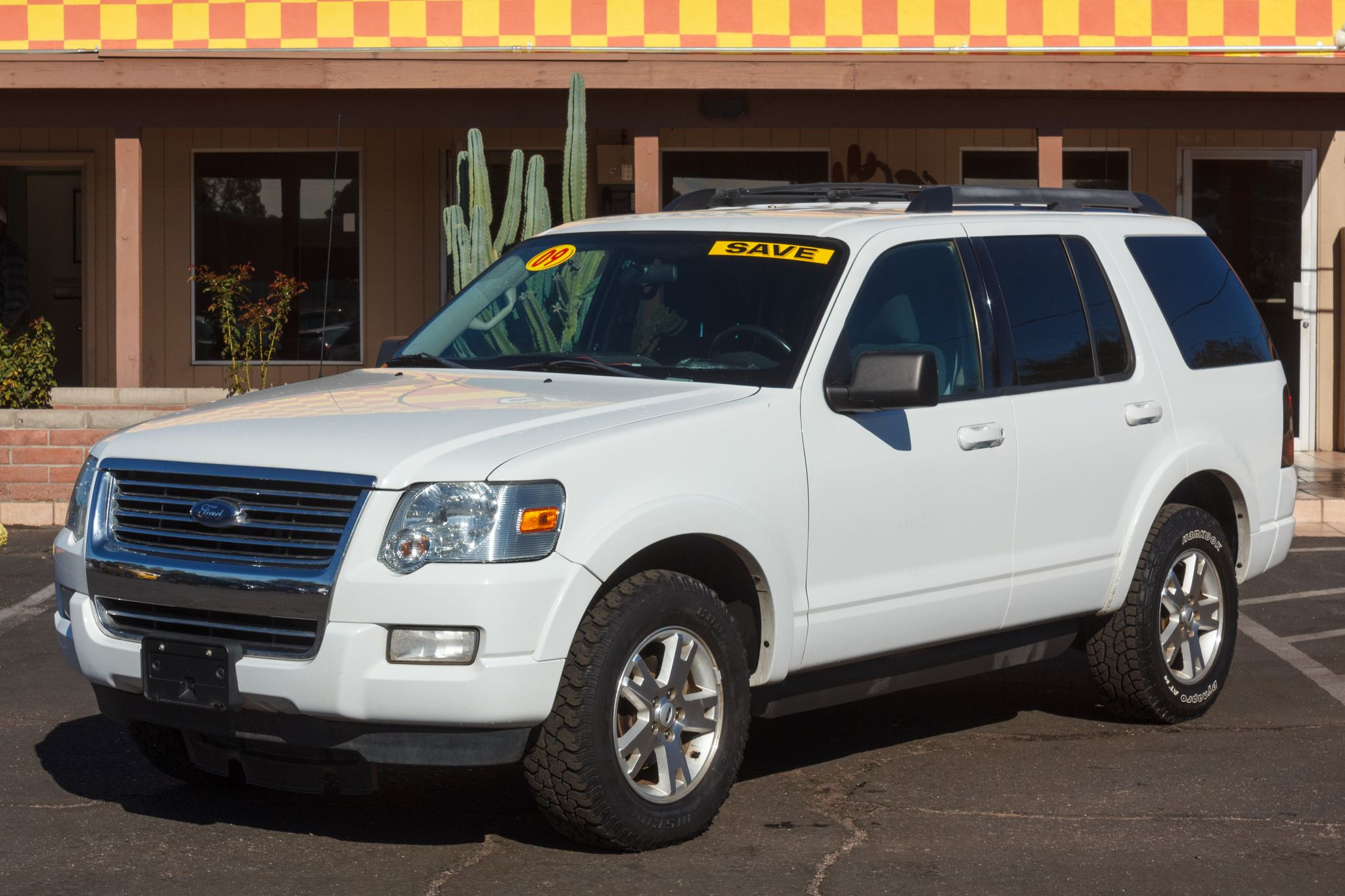 Photo of 2009 Ford Explorer 4WD 4d Wagon XLT V6
