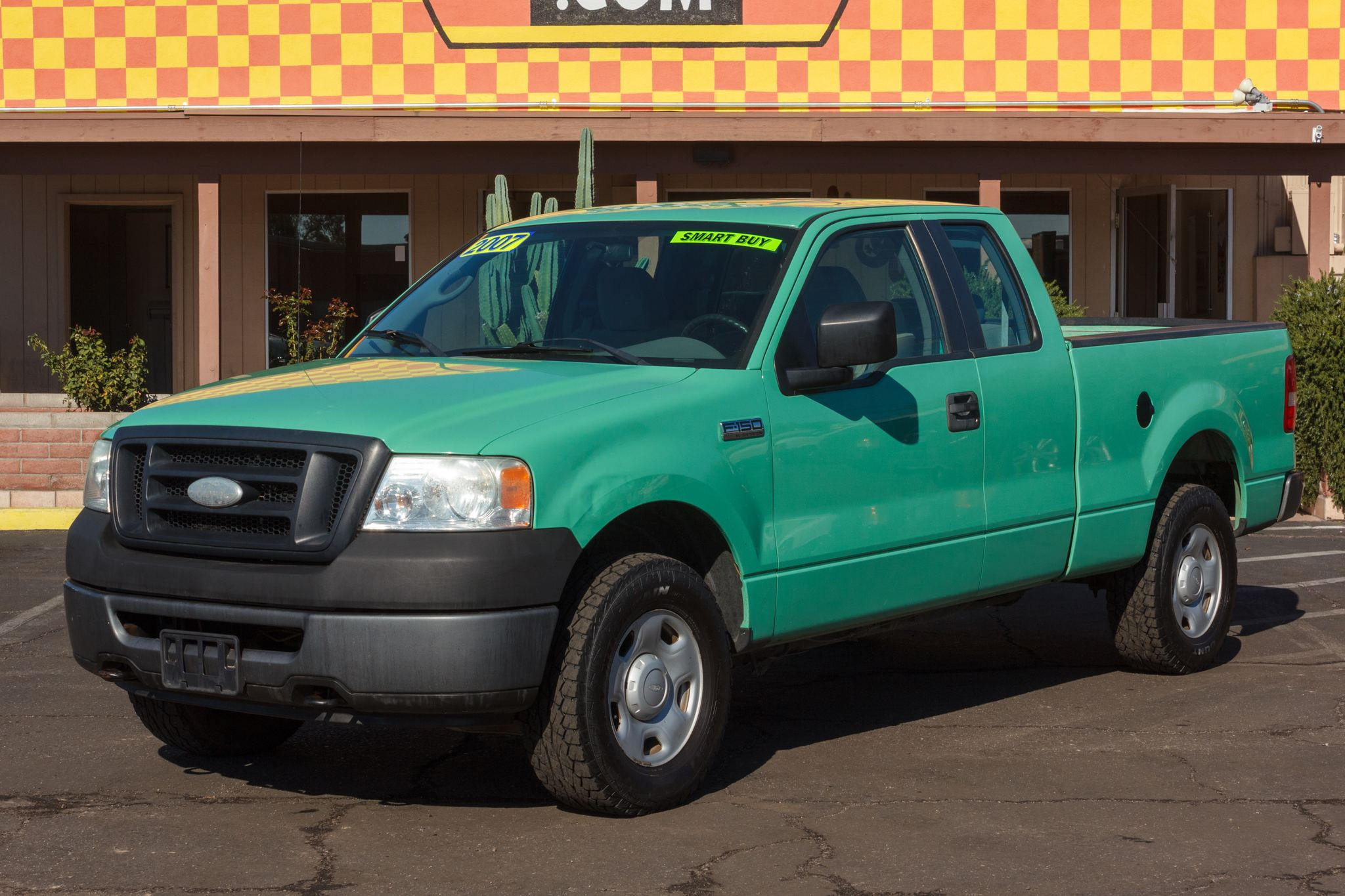Photo of 2007 Ford F150 4WD Supercab XL