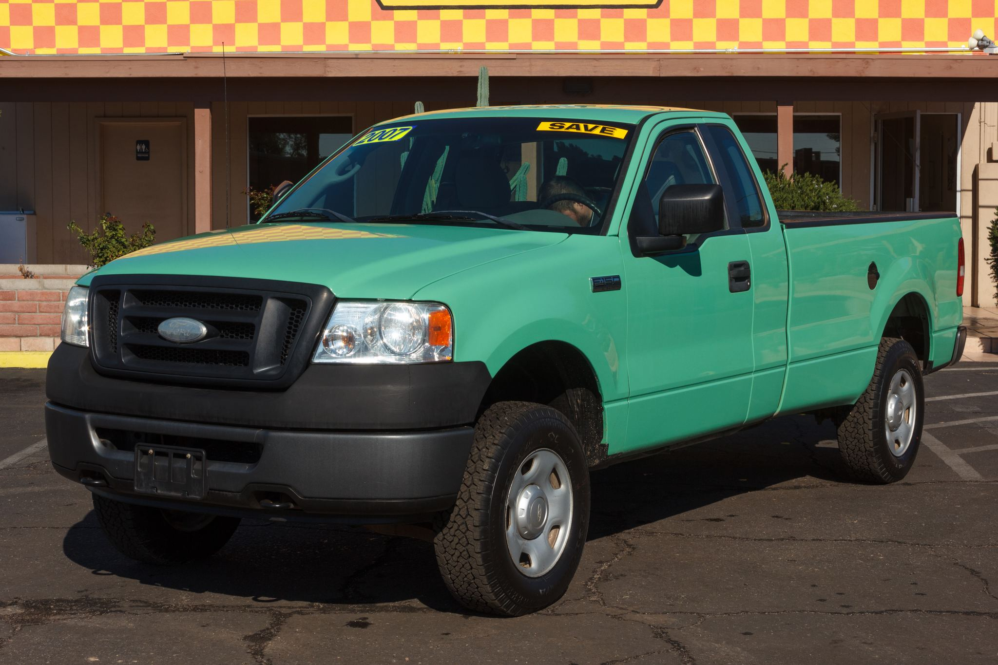 Photo of 2007 Ford F150 4WD Reg Cab XL Longbed