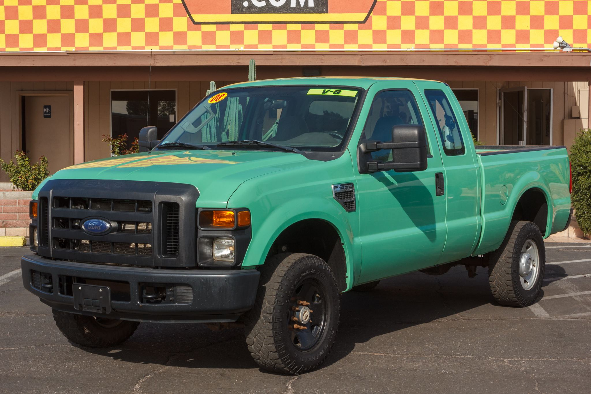Photo of 2008 Ford F350 4WD Supercab XL SRW