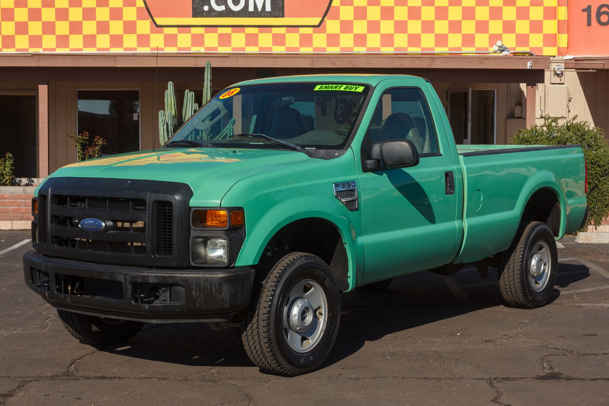 Photo of 2008 Ford F350 4WD Reg Cab XL SRW