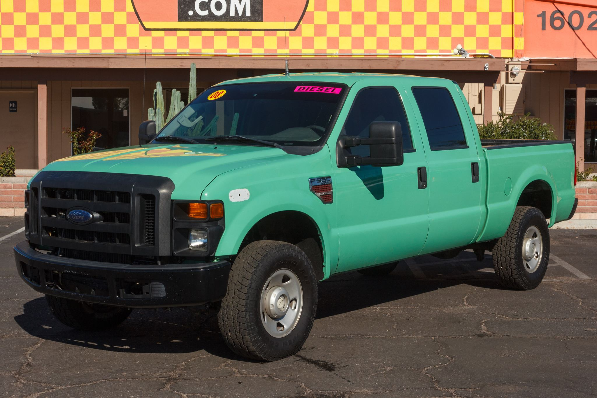 Photo of 2008 Ford F350 4WD Crew Cab XL SRW