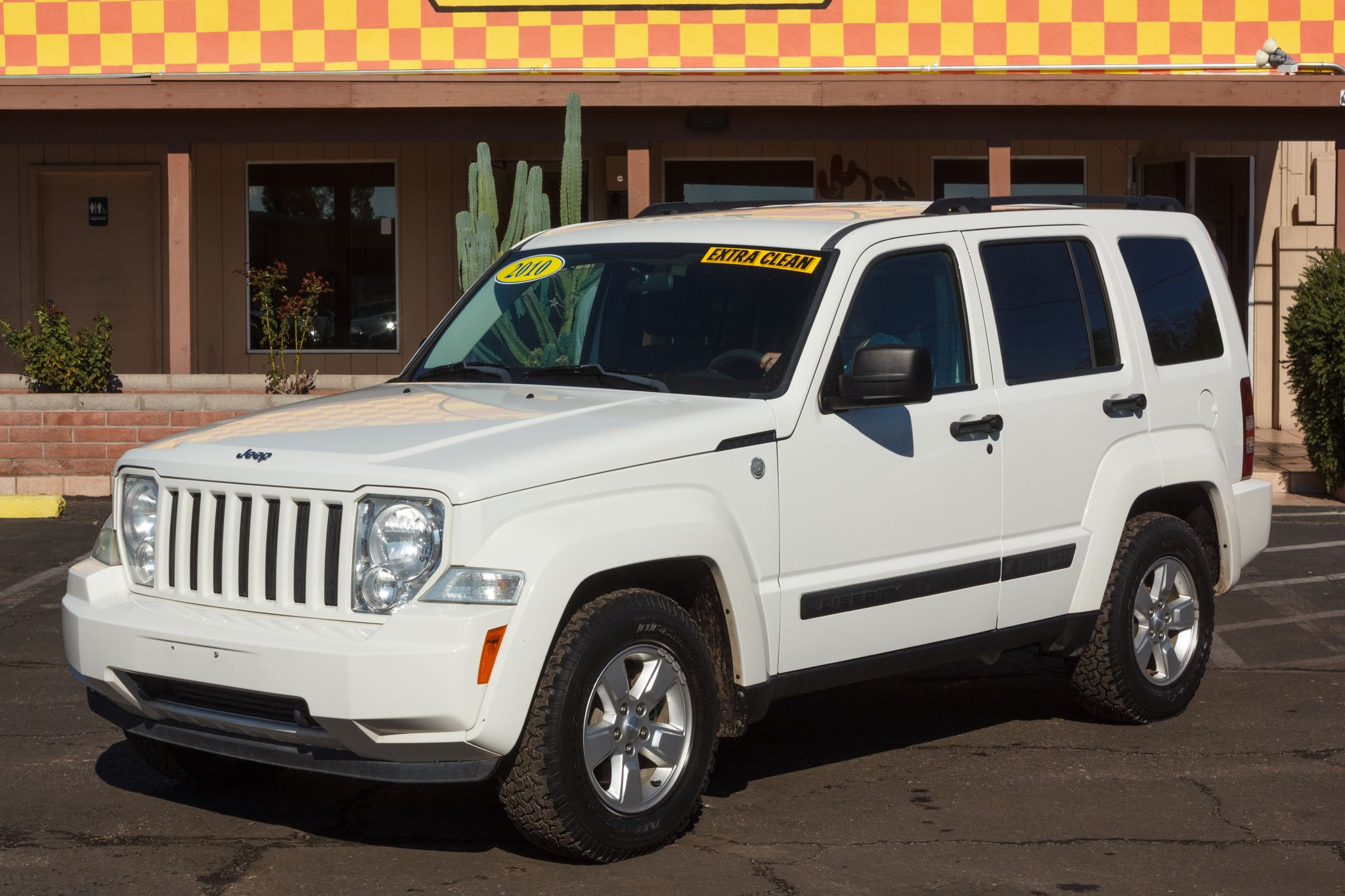 Photo of 2010 Jeep Liberty 4WD 4d Wagon Sport