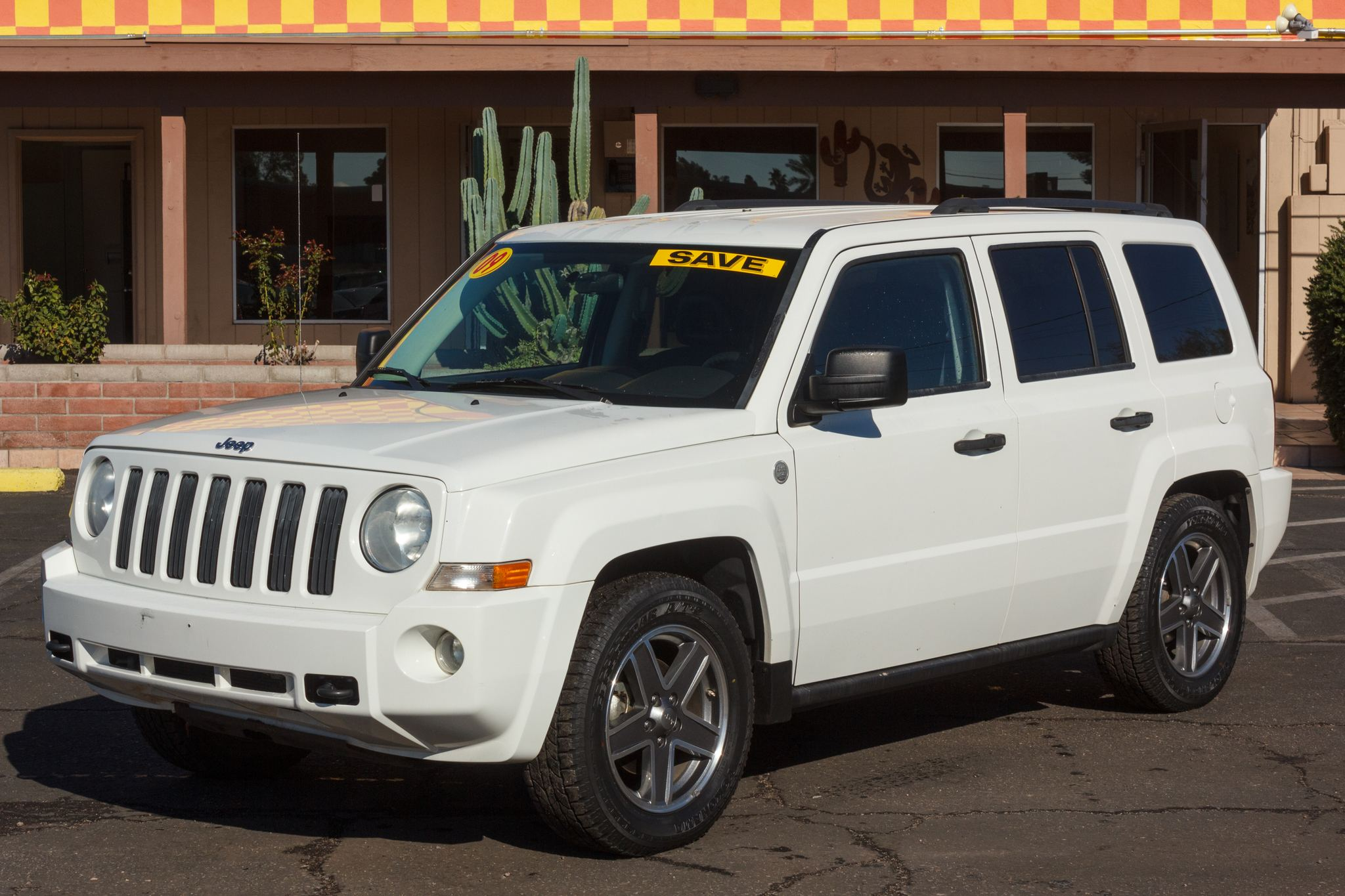 Photo of 2009 Jeep Patriot 4WD 4d Wagon Sport