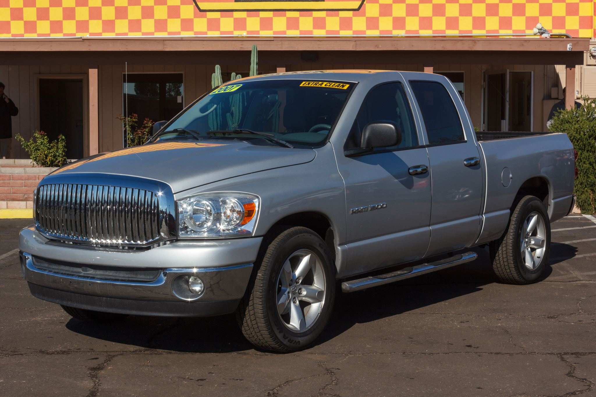 Photo of 2007 Dodge Ram 1500 2WD Quad Cab SLT