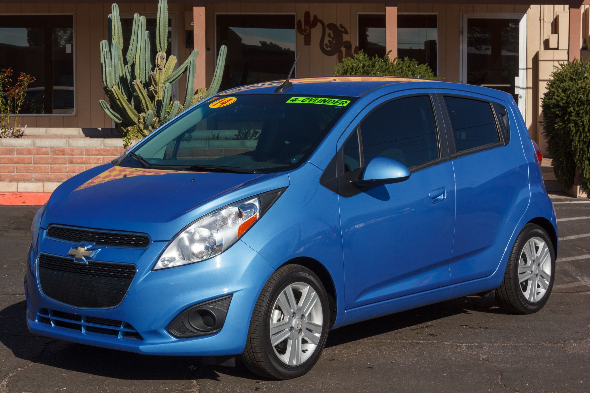 Photo of 2014 Chevrolet Spark 4d Hatchback LS Auto