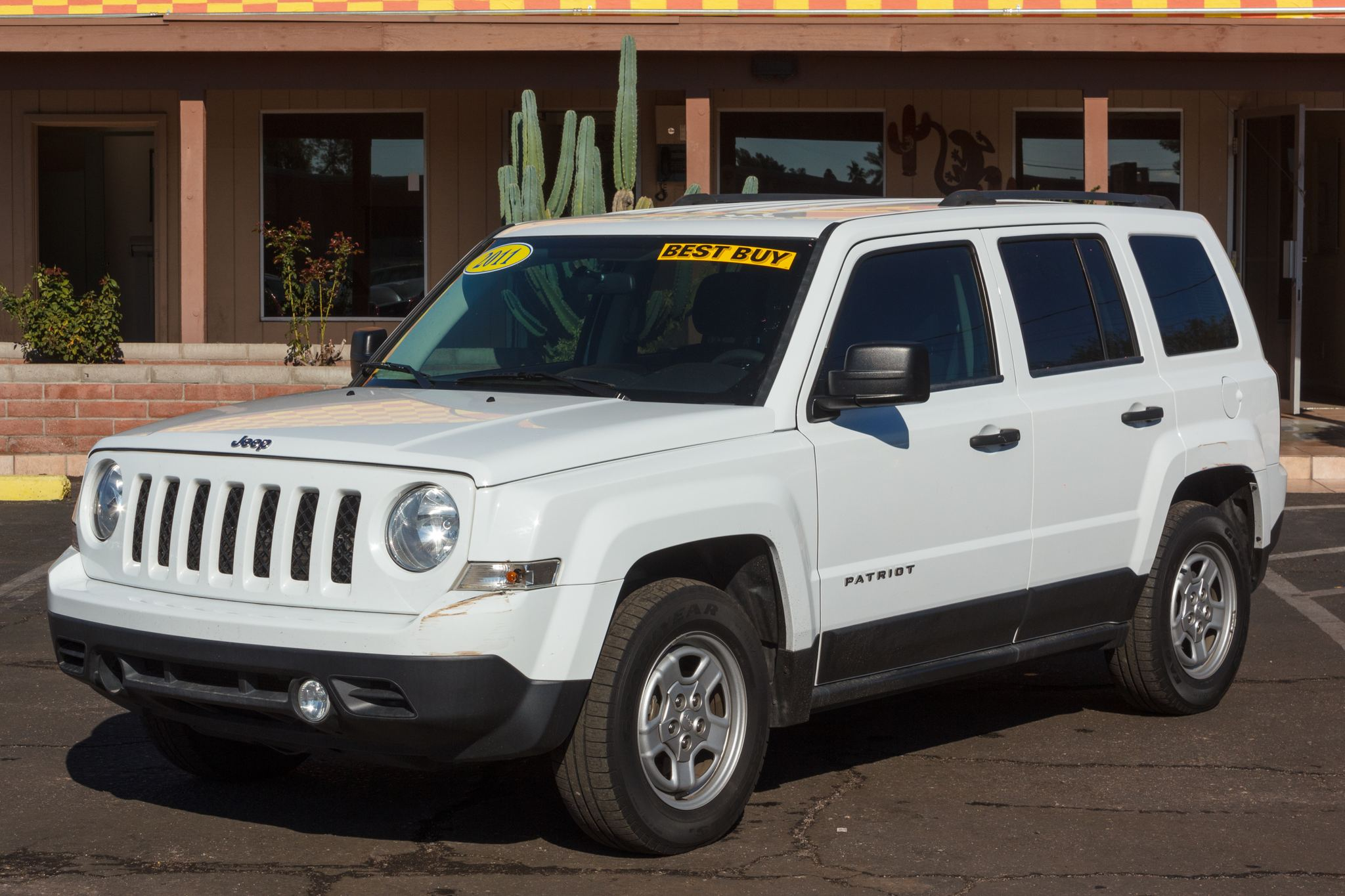 Photo of 2013 Jeep Patriot FWD 4d Wagon Sport