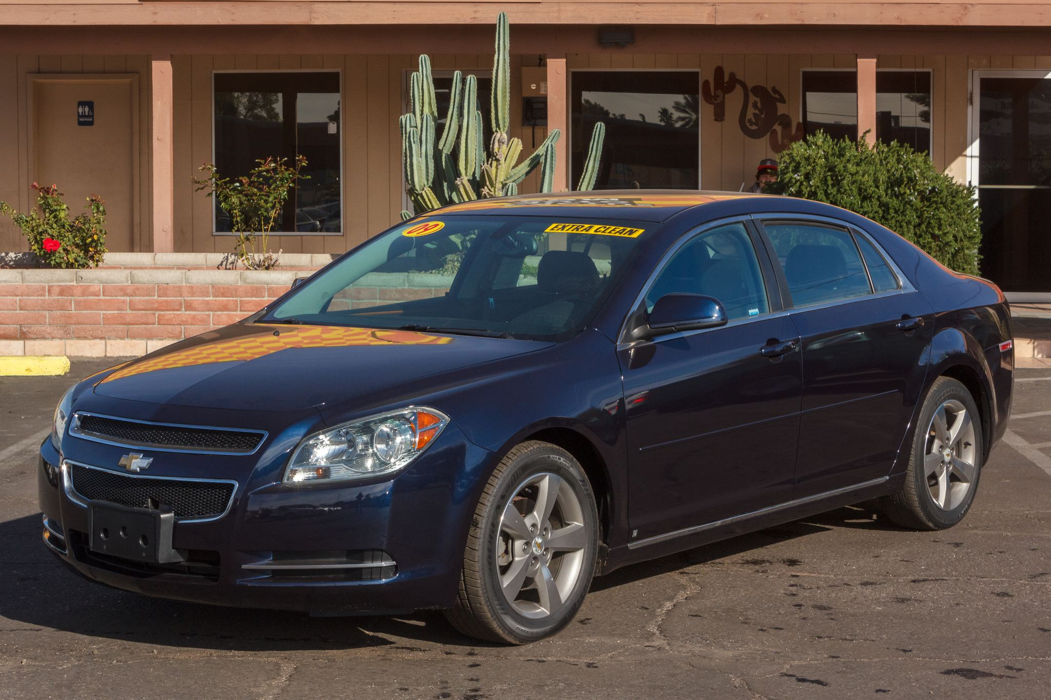 Photo of 2009 Chevrolet Malibu 4d Sedan LT2