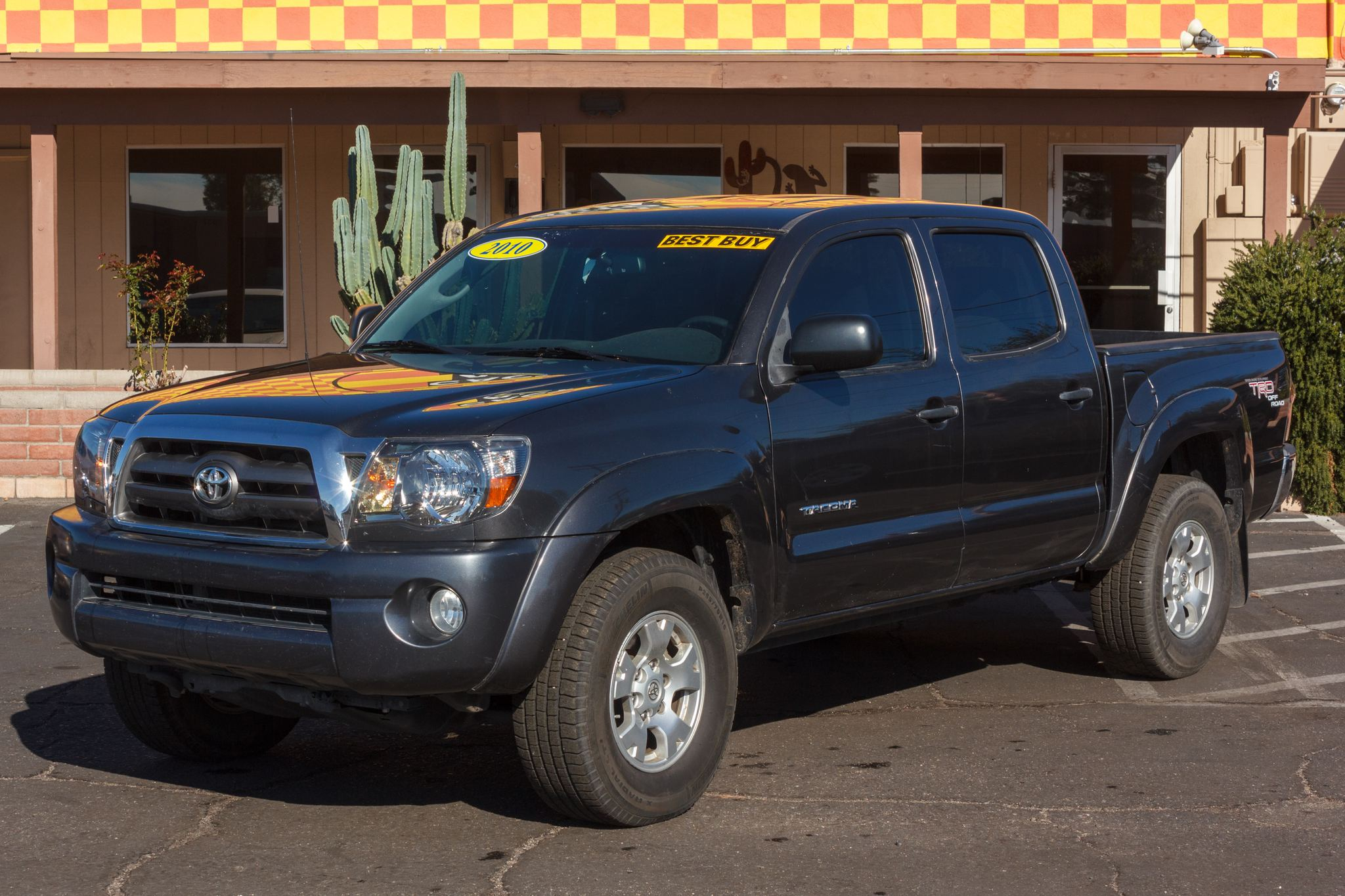 Photo of 2010 Toyota Tacoma 2WD D-Cab PreRunner Short Bed