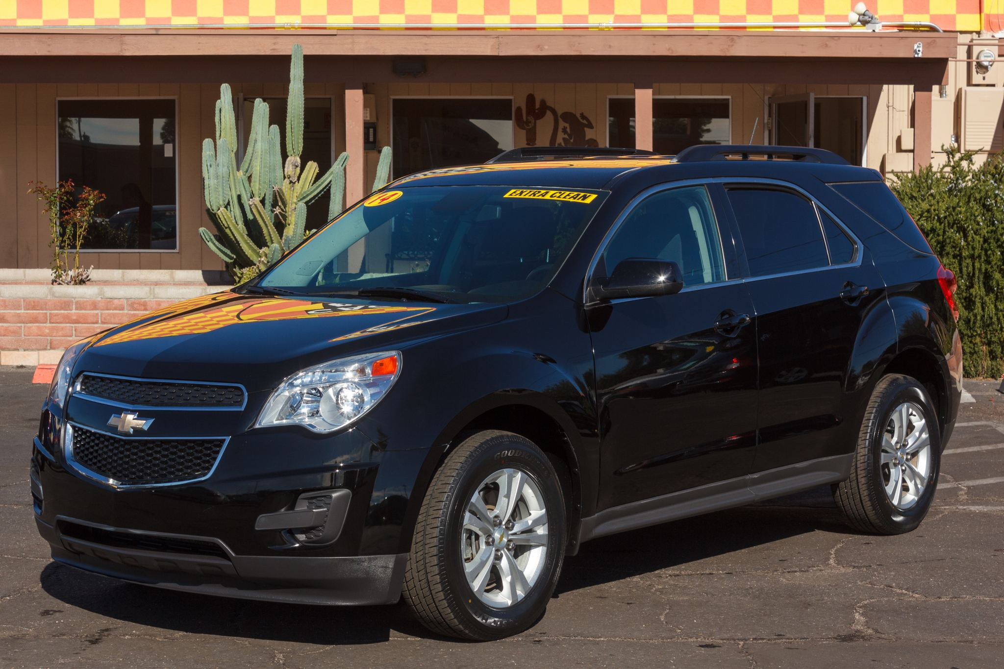 Photo of 2014 Chevrolet Equinox FWD 4d Wagon LT1