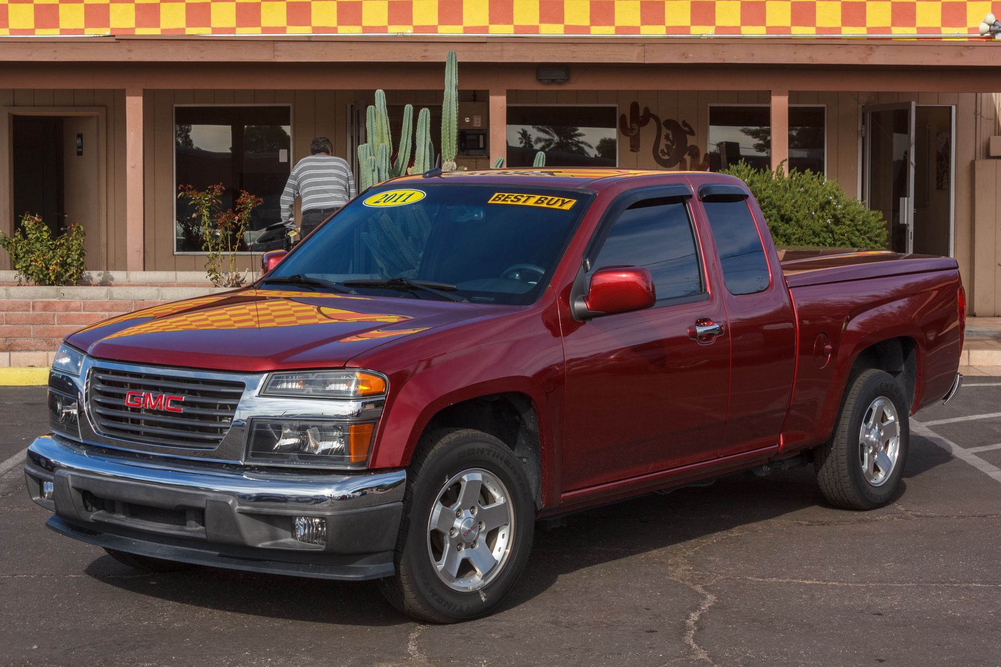 Photo of 2011 GMC Canyon 2WD Ext Cab SLE