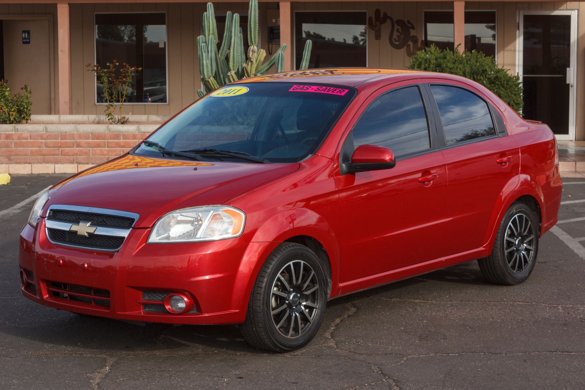 Photo of 2011 Chevrolet Aveo 4d Sedan LT2
