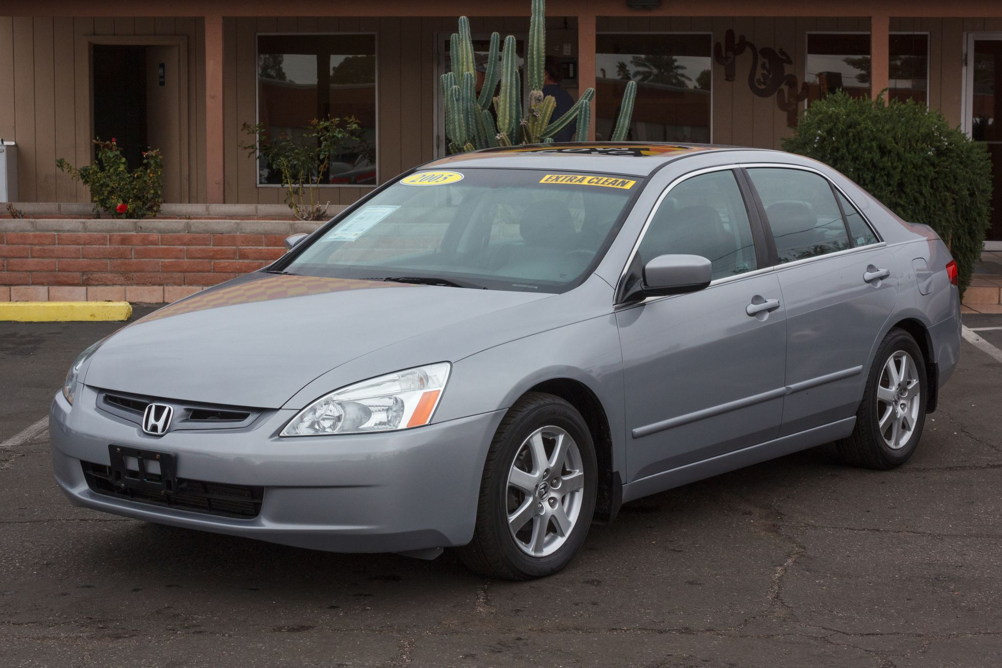 Photo of 2005 Honda Accord Sedan 4d Sedan EX-L V6