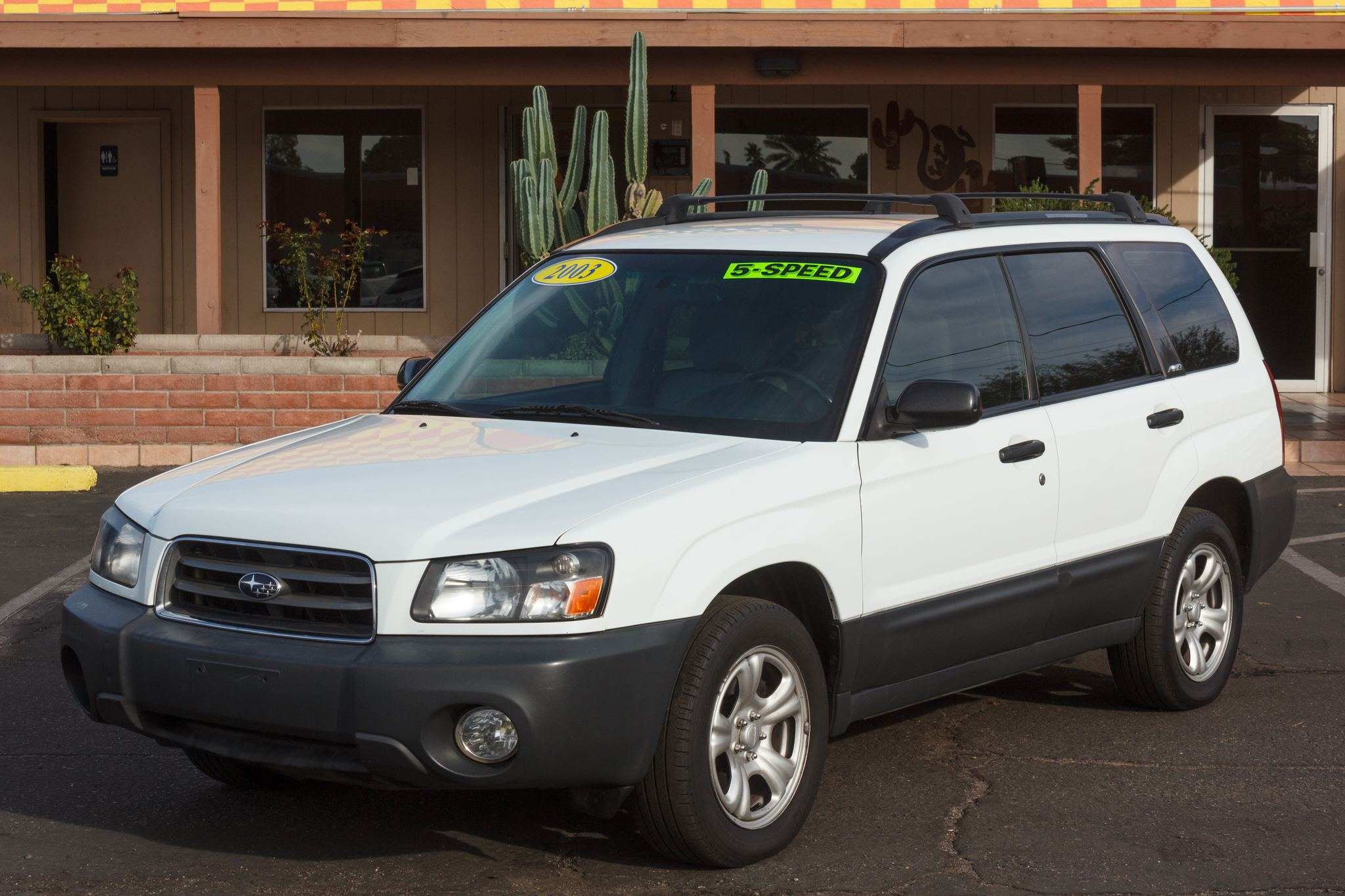 Photo of 2003 Subaru Forester 4d Wagon X