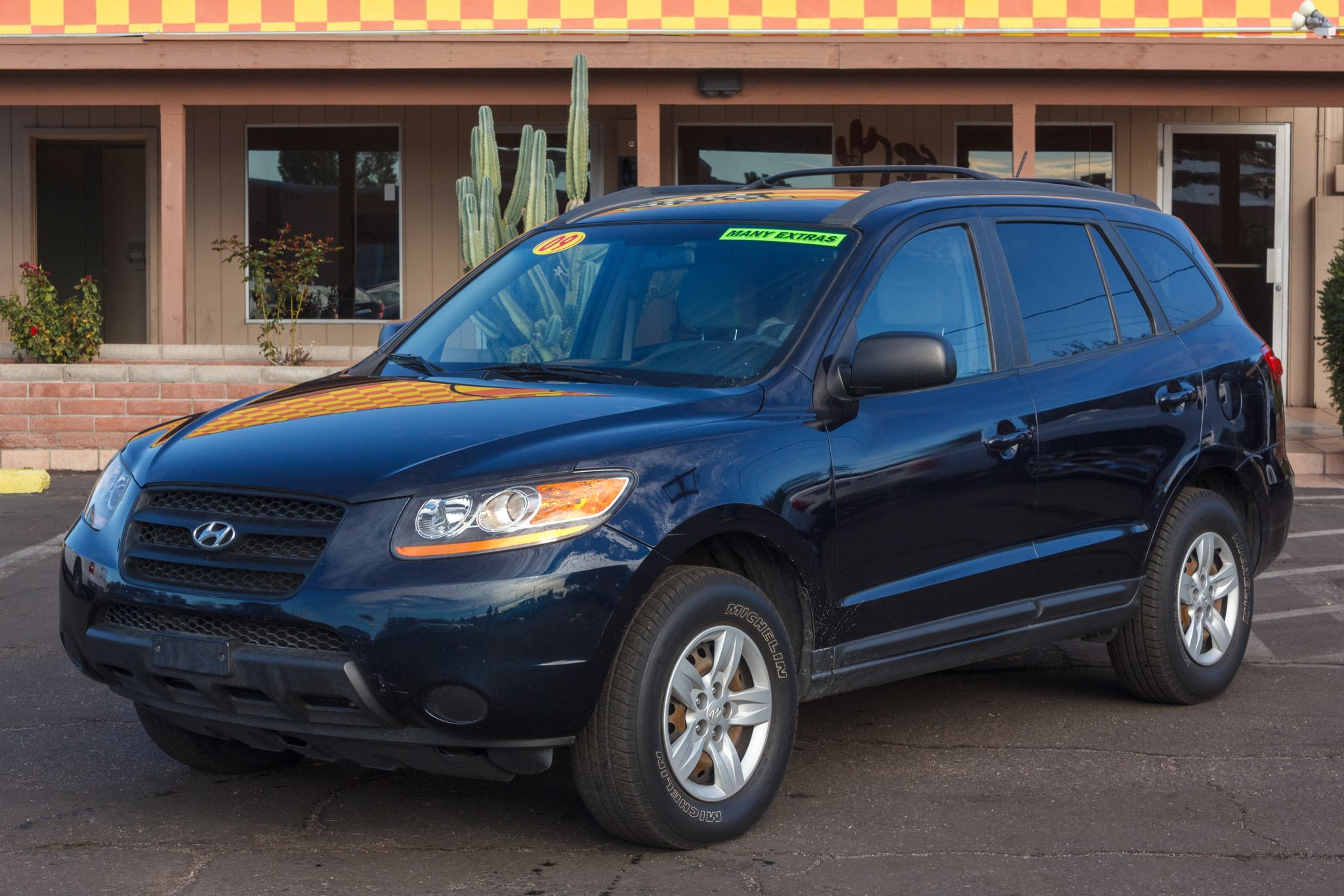 Photo of 2009 Hyundai Santa Fe 5d Wagon FWD GLS Auto