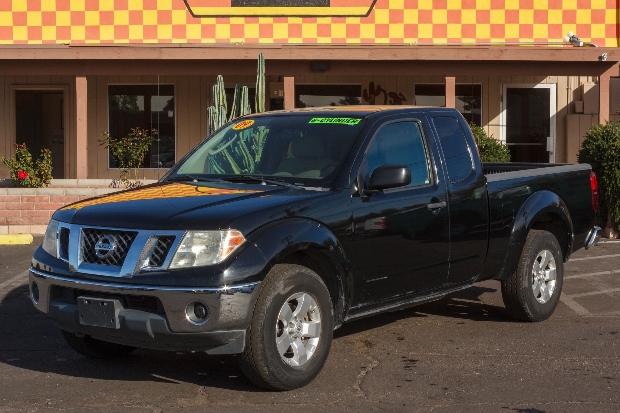 Photo of 2009 Nissan Frontier 2WD King Cab SE V6 Auto