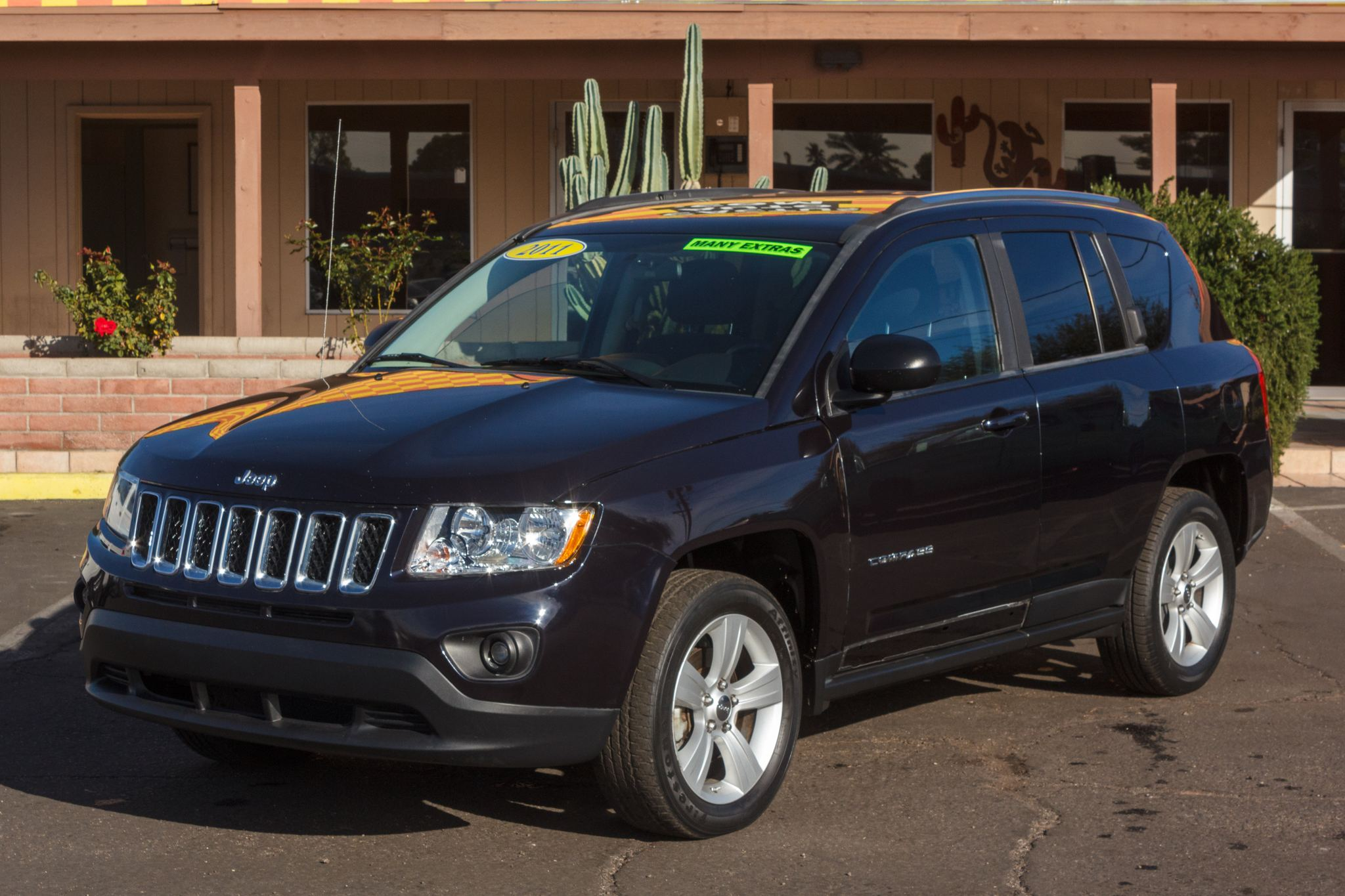 Photo of 2011 Jeep Compass FWD 4d Wagon