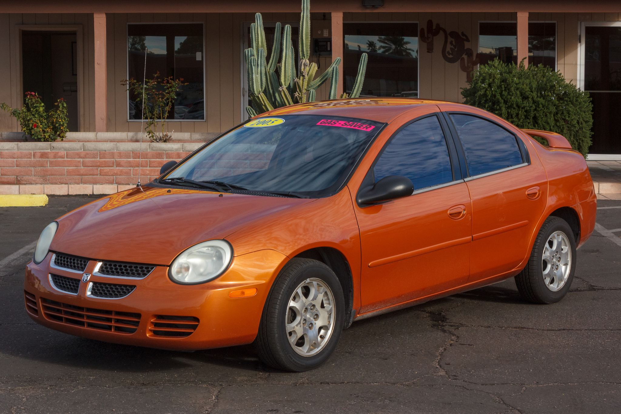 Photo of 2005 Dodge Neon 4d Sedan SXT