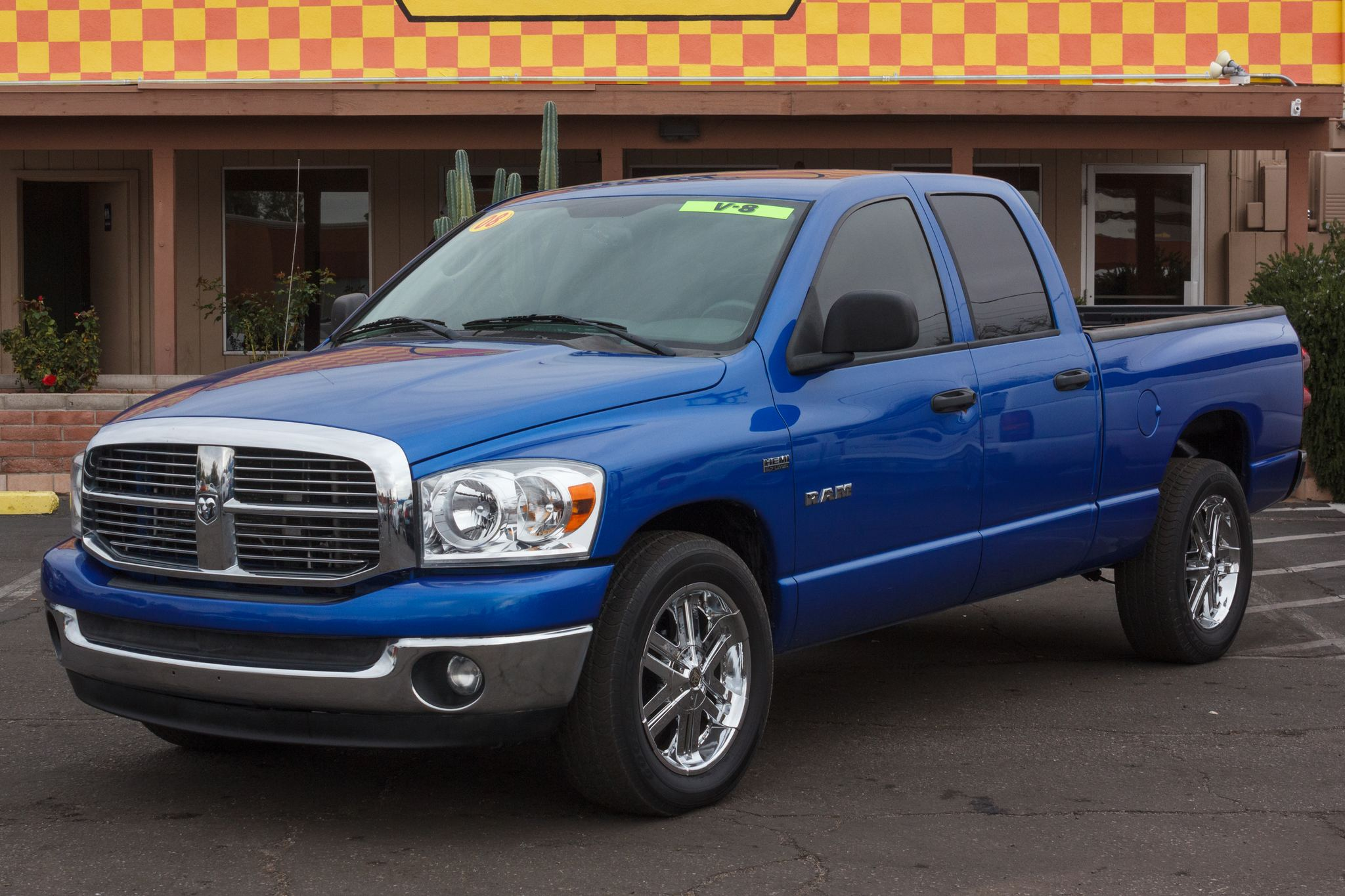 Photo of 2008 Dodge Ram 1500 2WD Quad Cab SLT