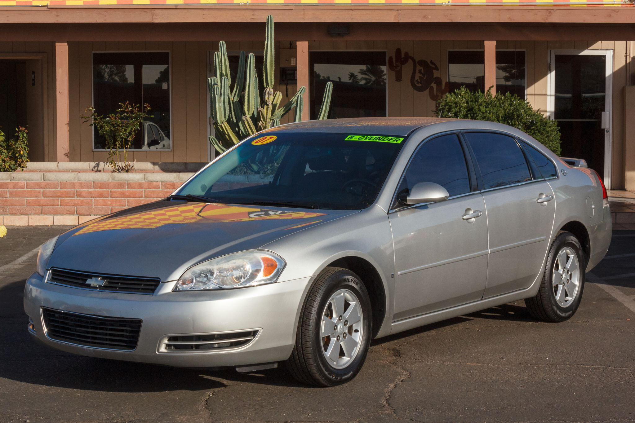 Photo of 2007 Chevrolet Impala 4d Sedan LT 3.5L