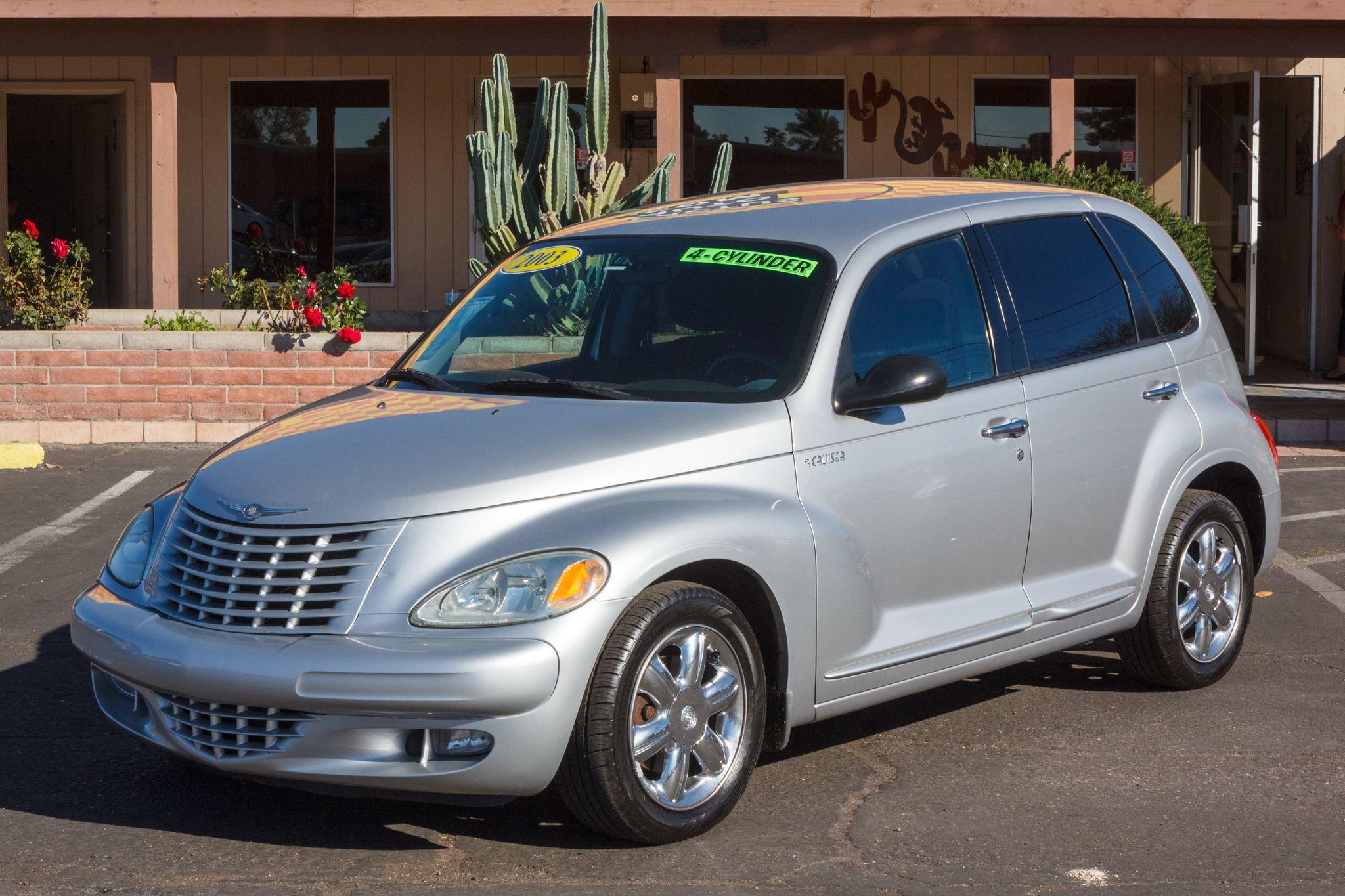 Photo of 2003 Chrysler PT Cruiser 4d Wagon Touring