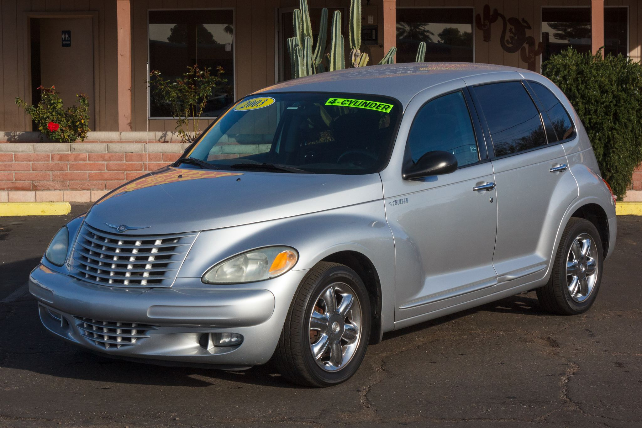 Photo of 2003 Chrysler PT Cruiser 4d Wagon Touring