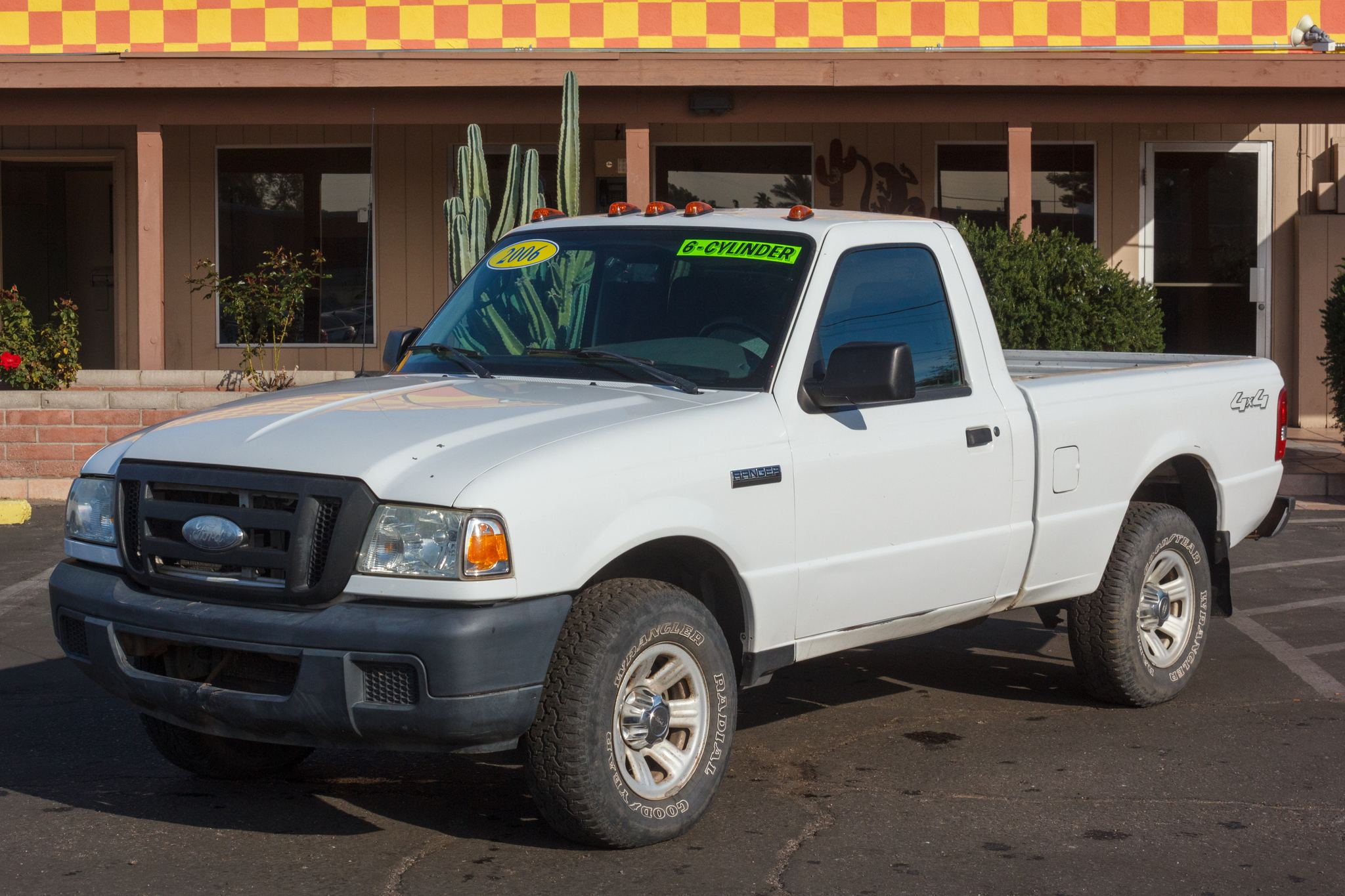 Photo of 2006 Ford Ranger 4WD Reg Cab Sport