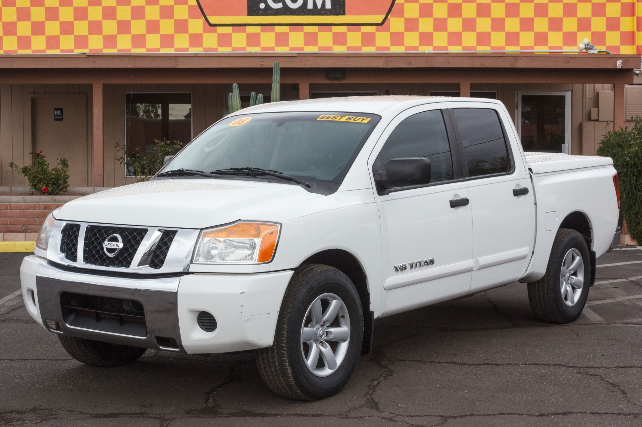 Photo of 2008 Nissan Titan 2WD Crew Cab LE
