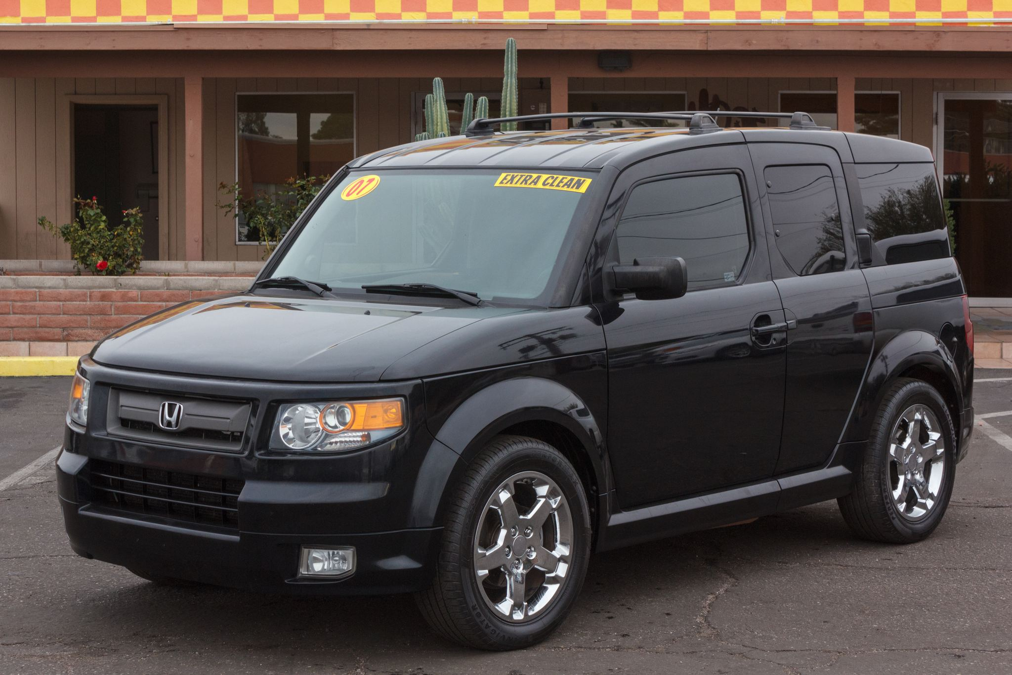 Photo of 2007 Honda Element FWD 5d Wagon SC Auto