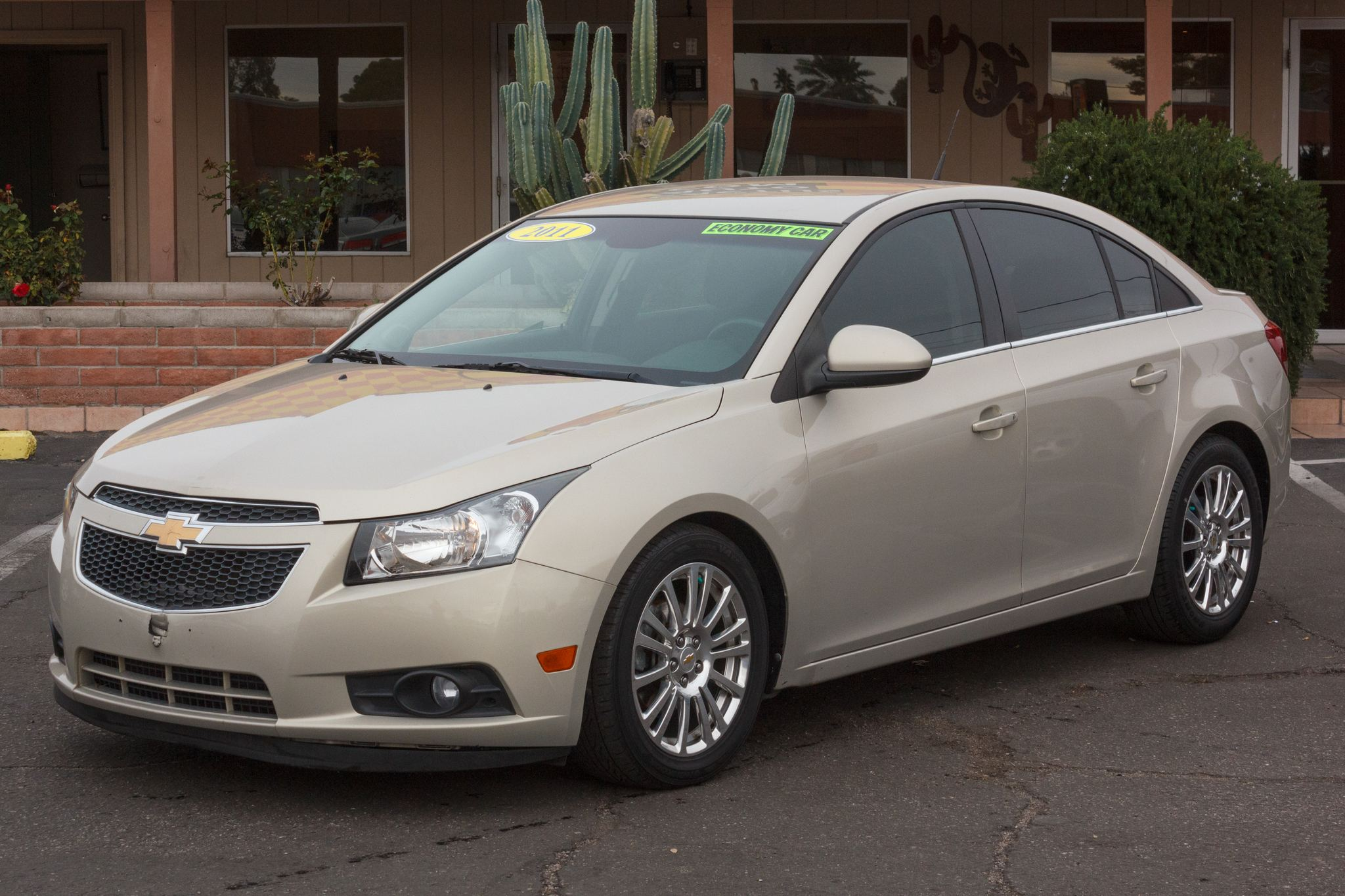 Photo of 2011 Chevrolet Cruze 4d Sedan ECO
