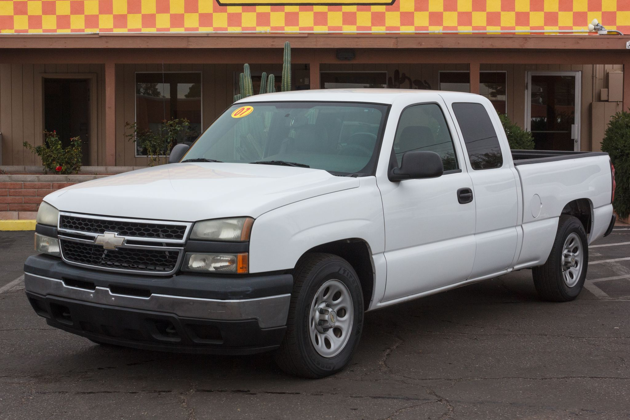 Photo of 2007 Chevrolet Silverado 1500 2WD Ext Cab WT SB