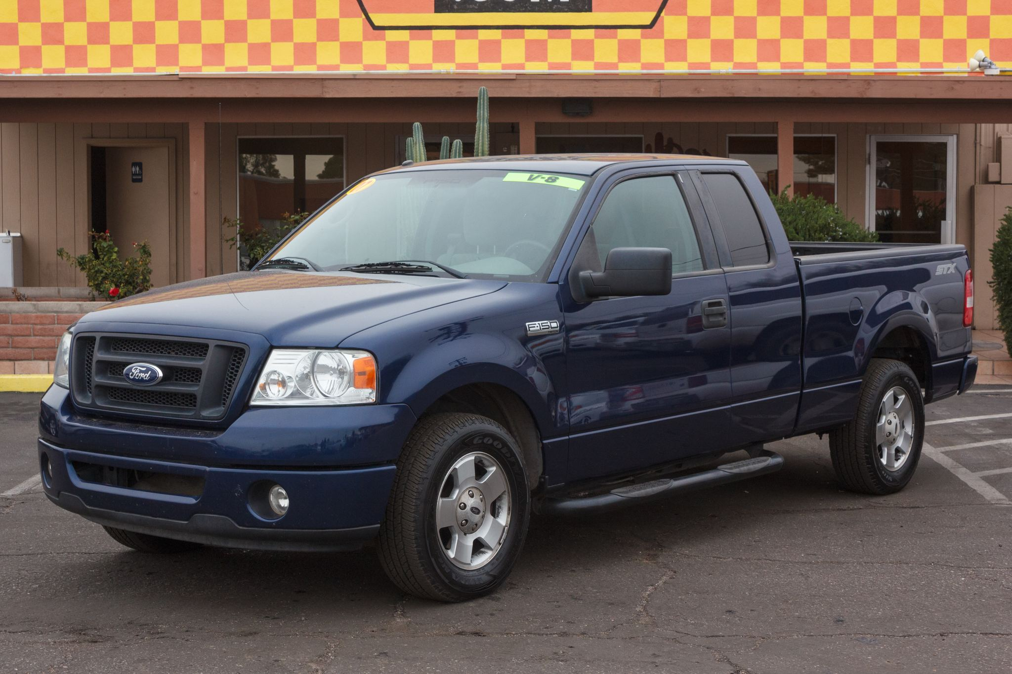 Photo of 2007 Ford F150 2WD Supercab STX 6 1/2