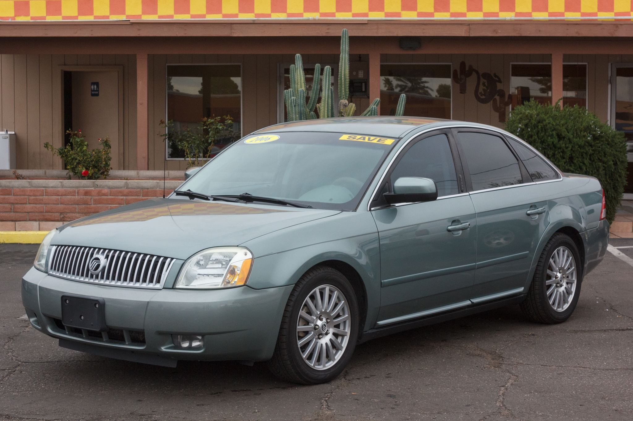 Photo of 2006 Mercury Montego 4d Sedan Premier