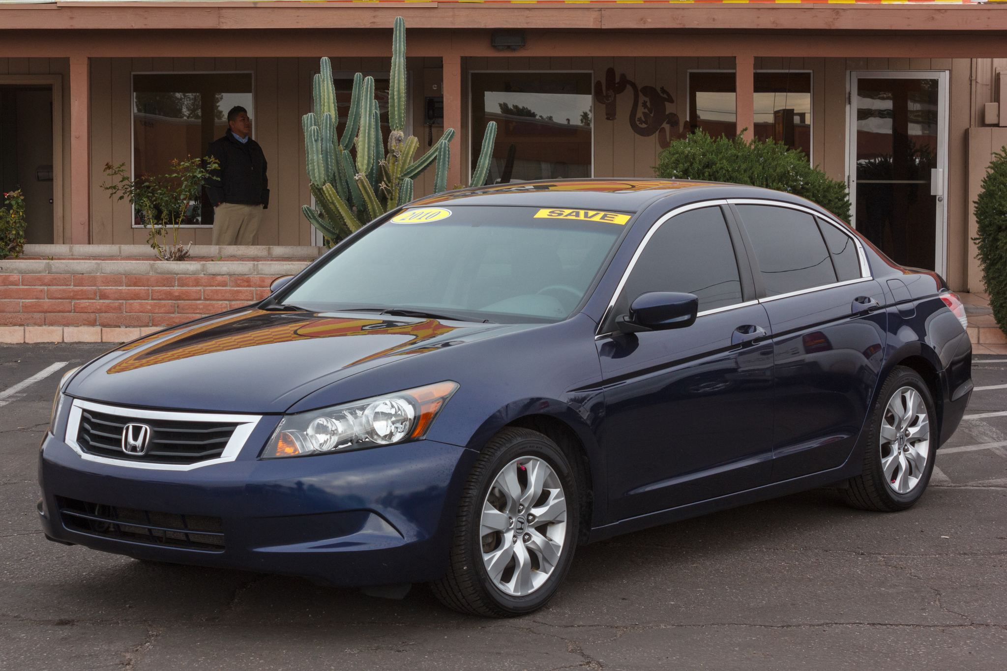Photo of 2010 Honda Accord Sedan 4d Sedan EX Auto