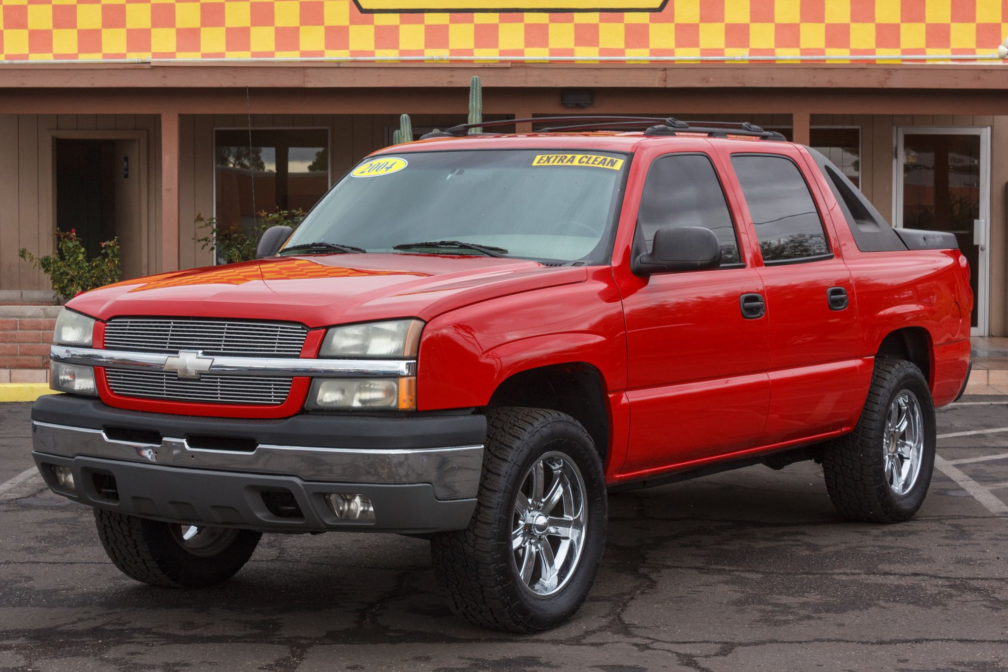 Photo of 2004 Chevrolet Avalanche 2WD 1500 Wagon