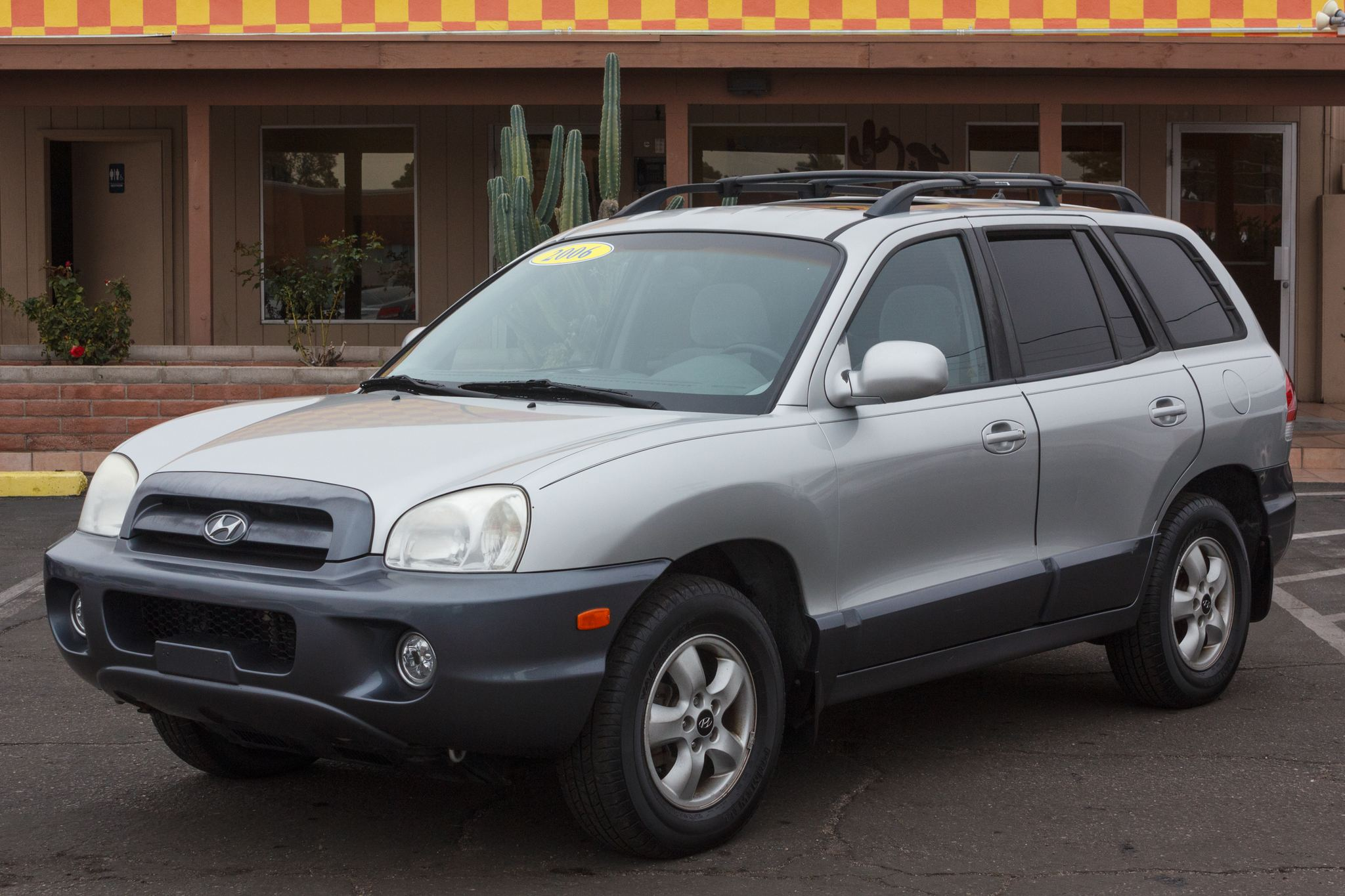 Photo of 2006 Hyundai Santa Fe 5d Wagon AWD GLS 3.5L