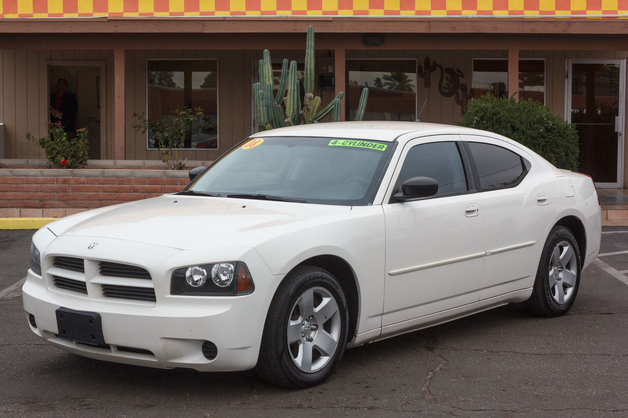 Photo of 2008 Dodge Charger 4d Sedan 2.7L